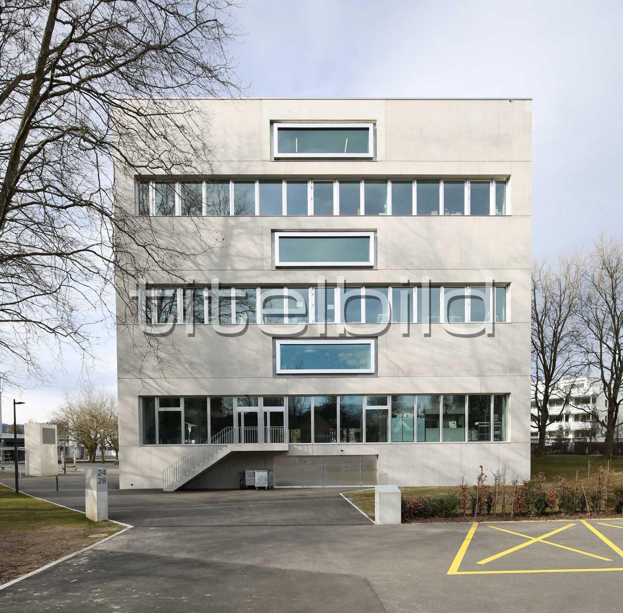Projektbild-Nr. 2: Neubau Campus Moos