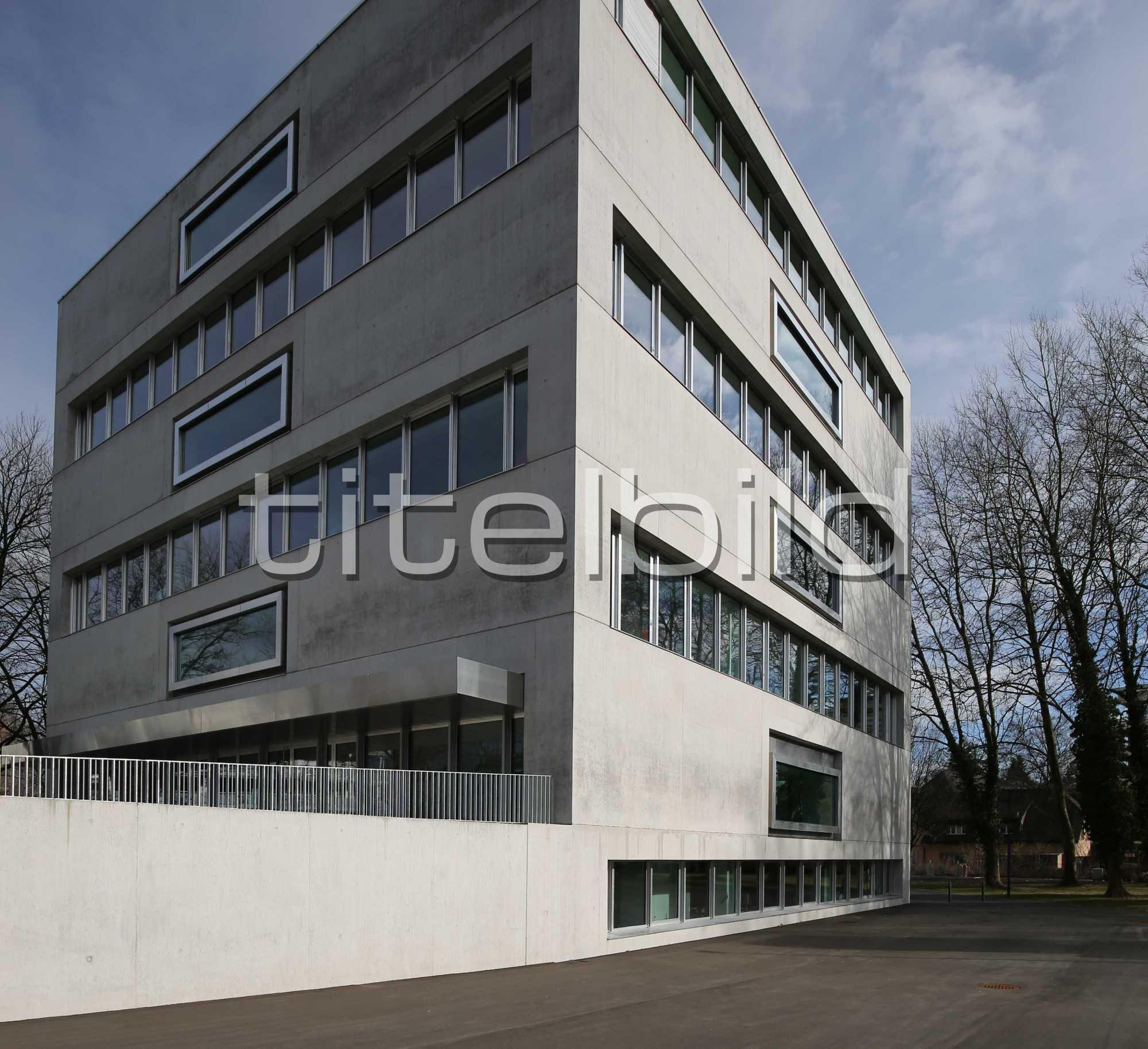Projektbild-Nr. 3: Neubau Campus Moos