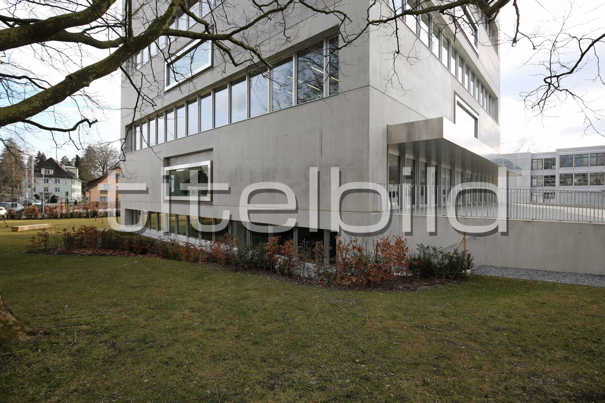 Projektbild-Nr. 4: Neubau Campus Moos