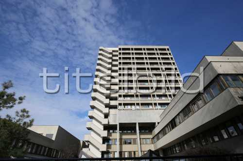 Bild-Nr: 1des Objektes Universitätsspital Zürich, Nordtrakt 1