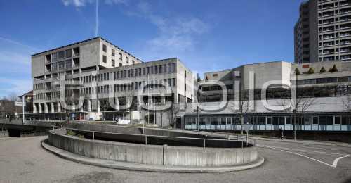 Bild-Nr: 2des Objektes Universitätsspital Zürich, Nordtrakt 1