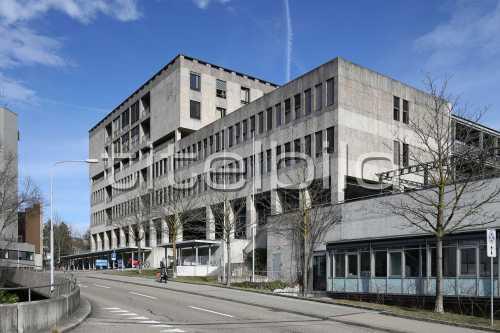 Bild-Nr: 4des Objektes Universitätsspital Zürich, Nordtrakt 1