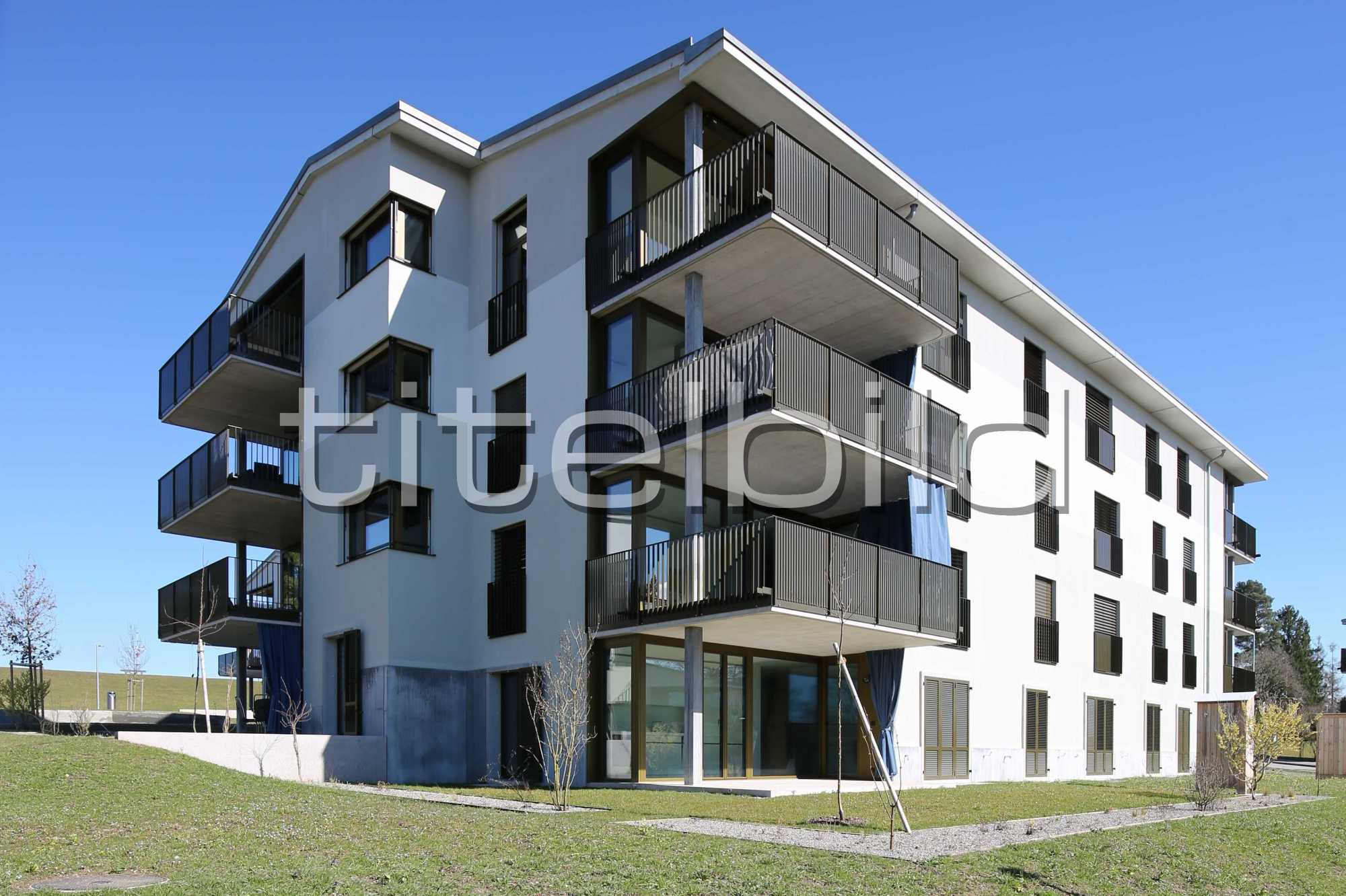 Projektbild-Nr. 1: Wohnsiedlung Holberg 1