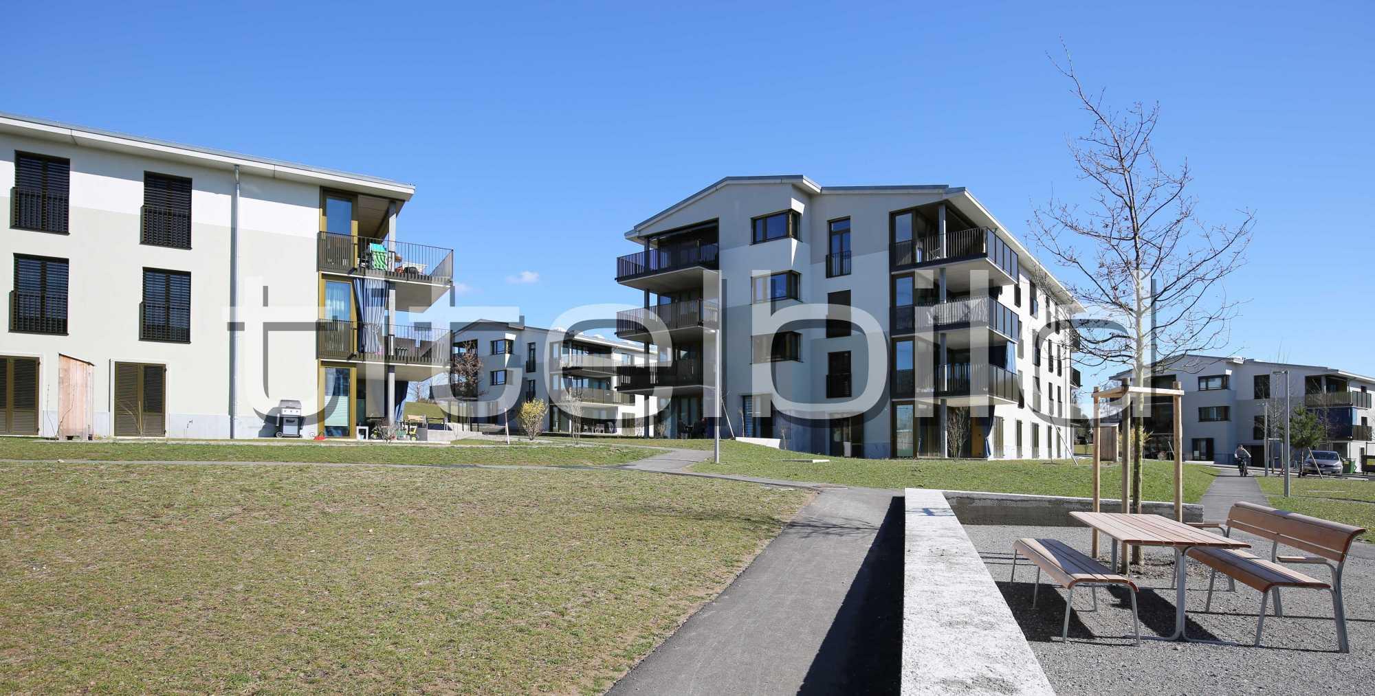 Projektbild-Nr. 2: Wohnsiedlung Holberg 1