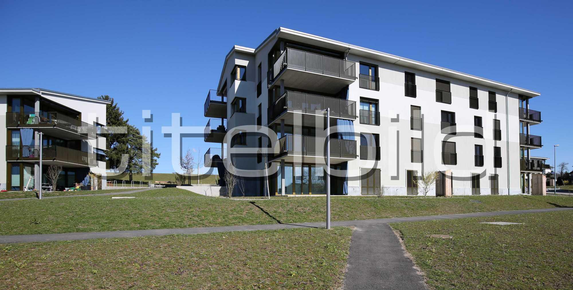 Projektbild-Nr. 4: Wohnsiedlung Holberg 1