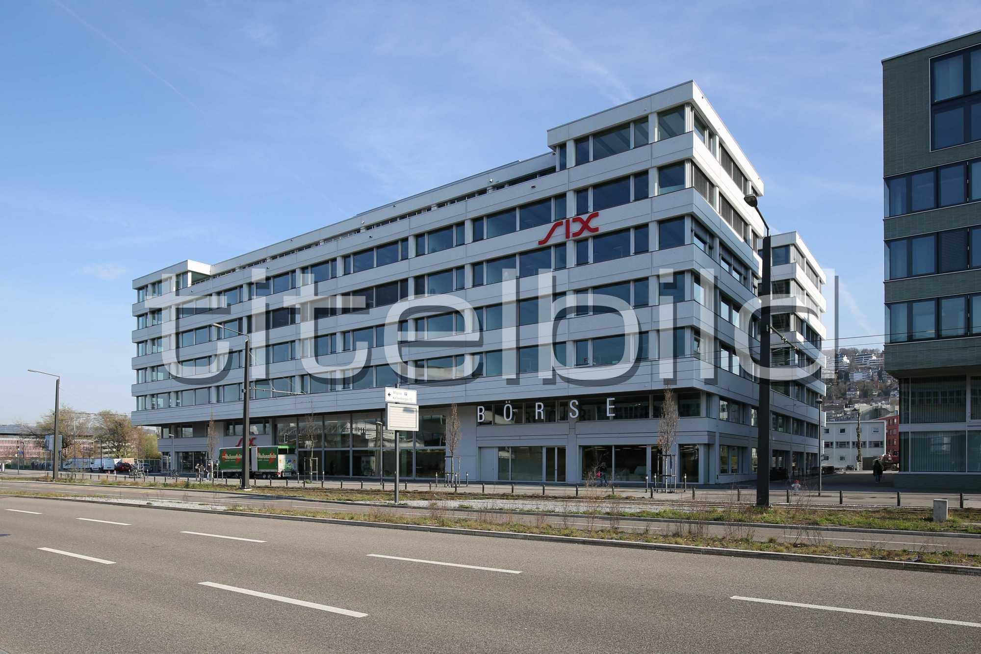 Projektbild-Nr. 0: Hard Turm Park, Baufeld A1