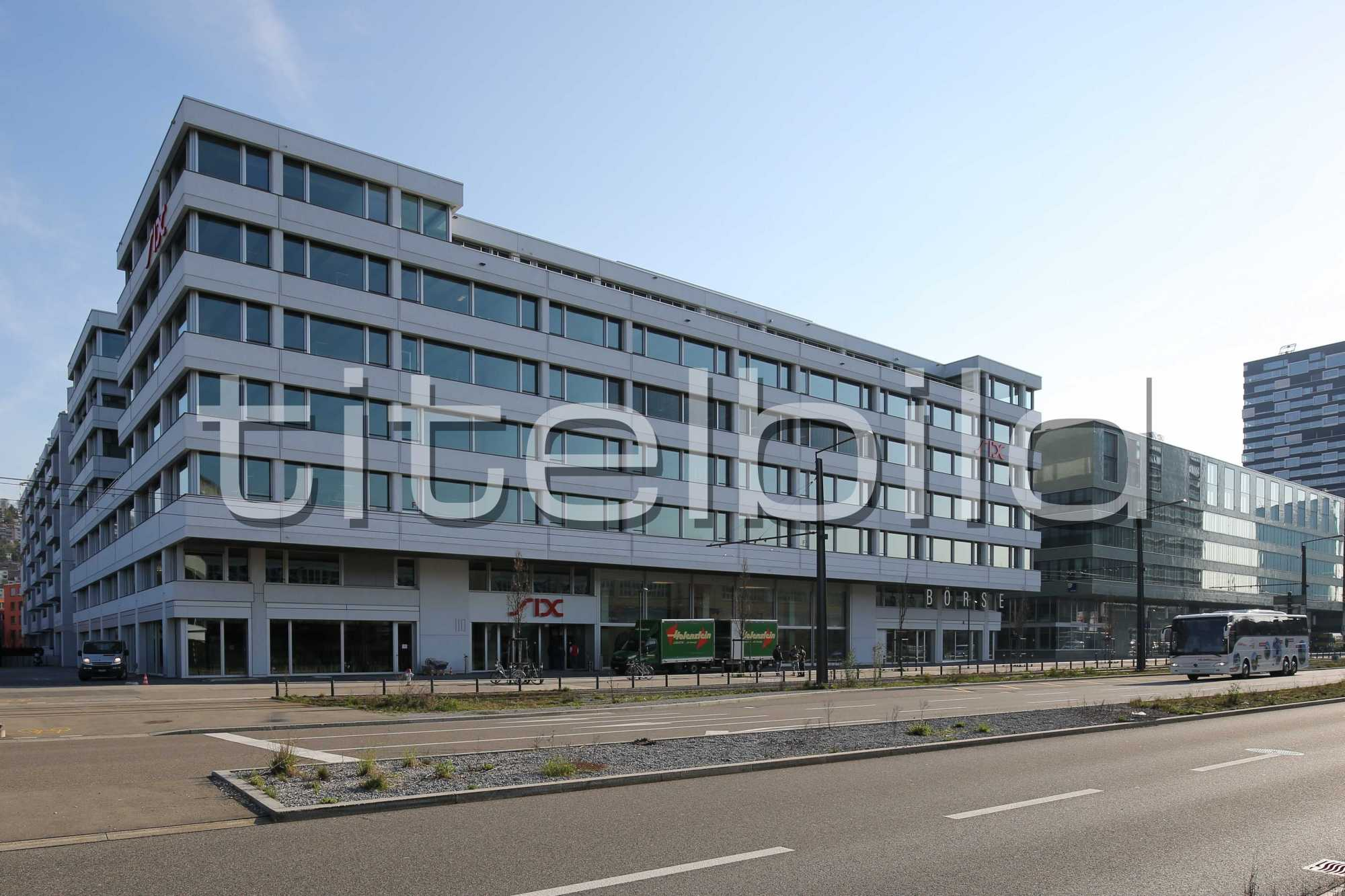 Projektbild-Nr. 1: Hard Turm Park, Baufeld A1