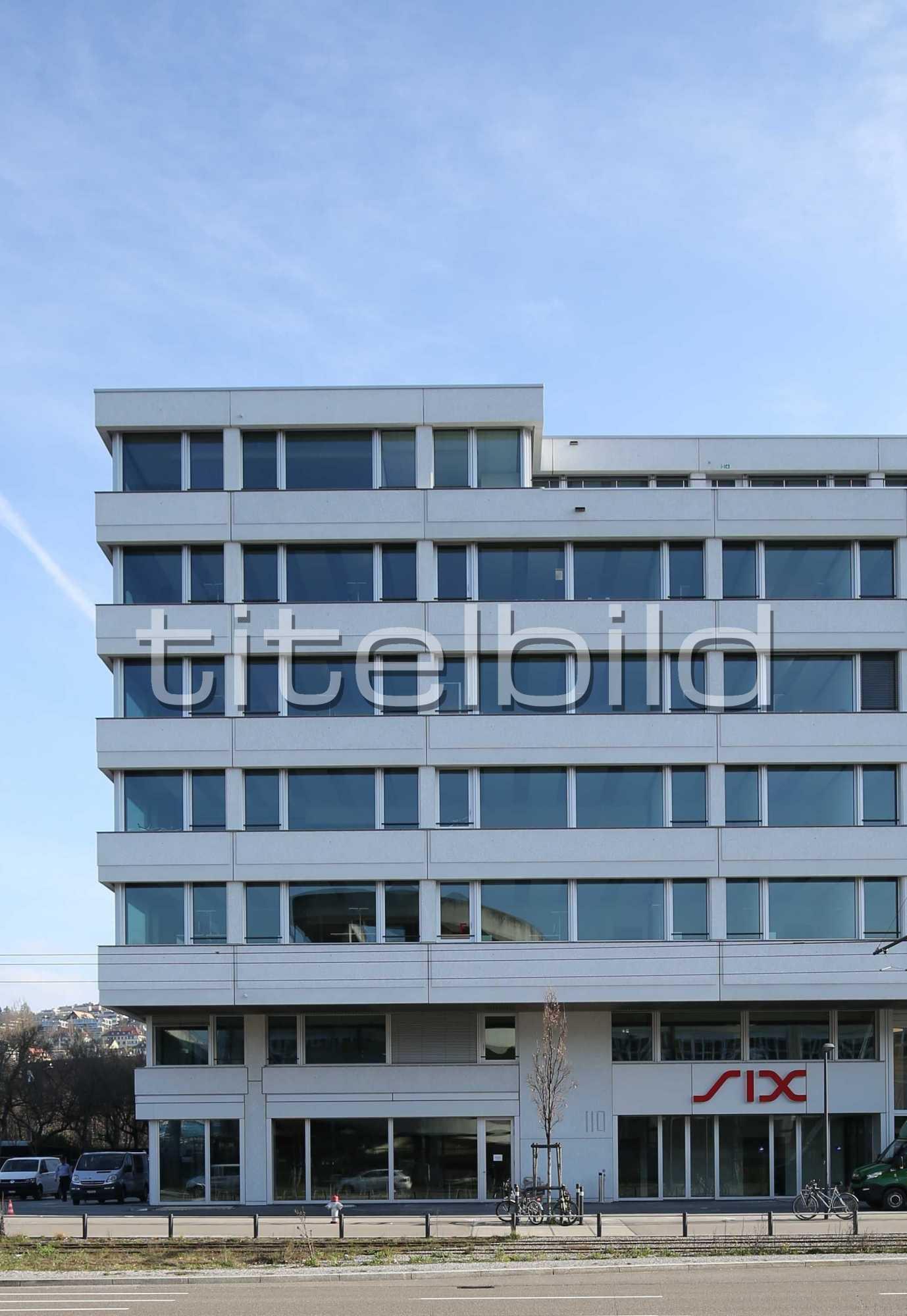 Projektbild-Nr. 4: Hard Turm Park, Baufeld A1