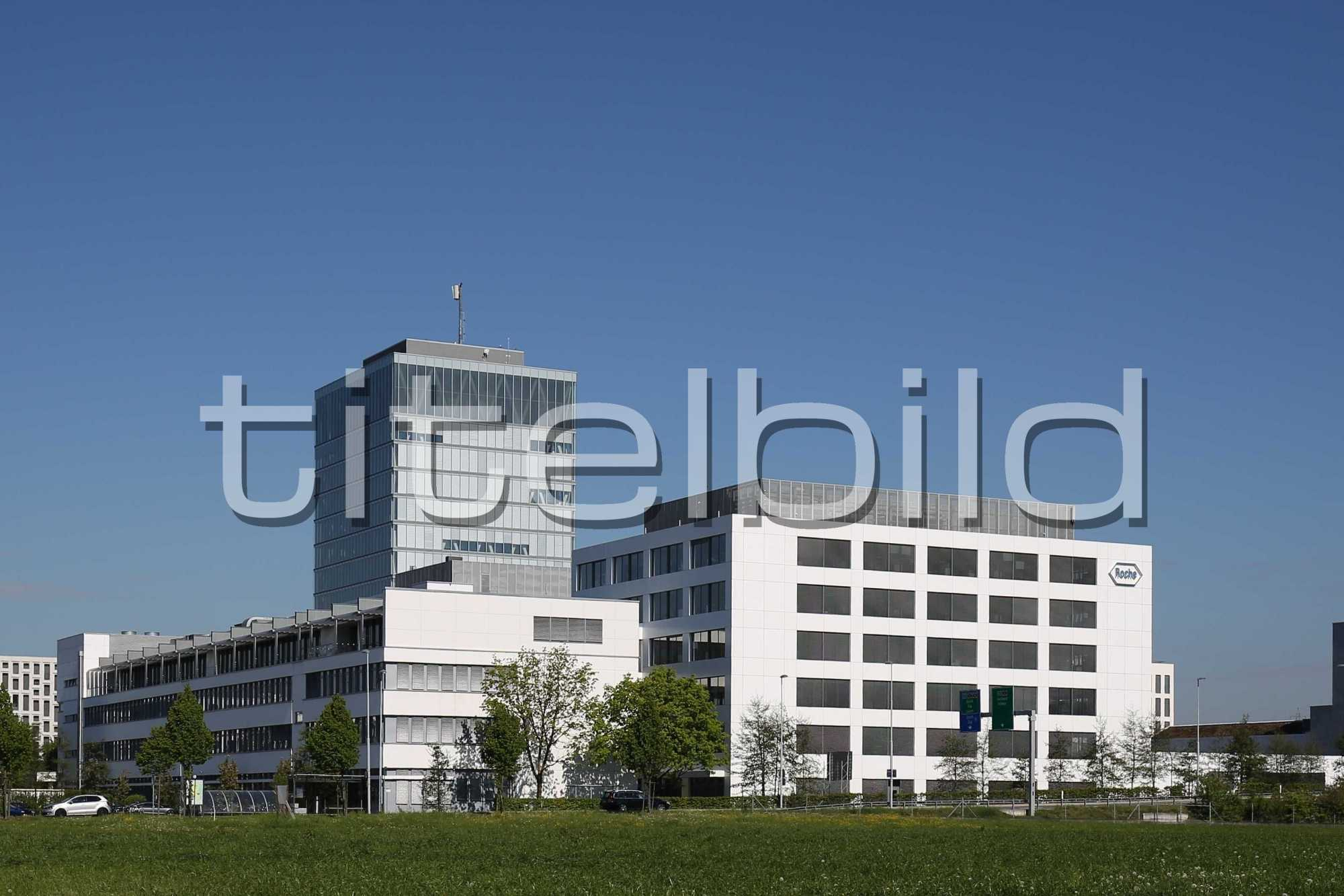 Projektbild-Nr. 0: Neubau Roche Rotkreuz Bau 7