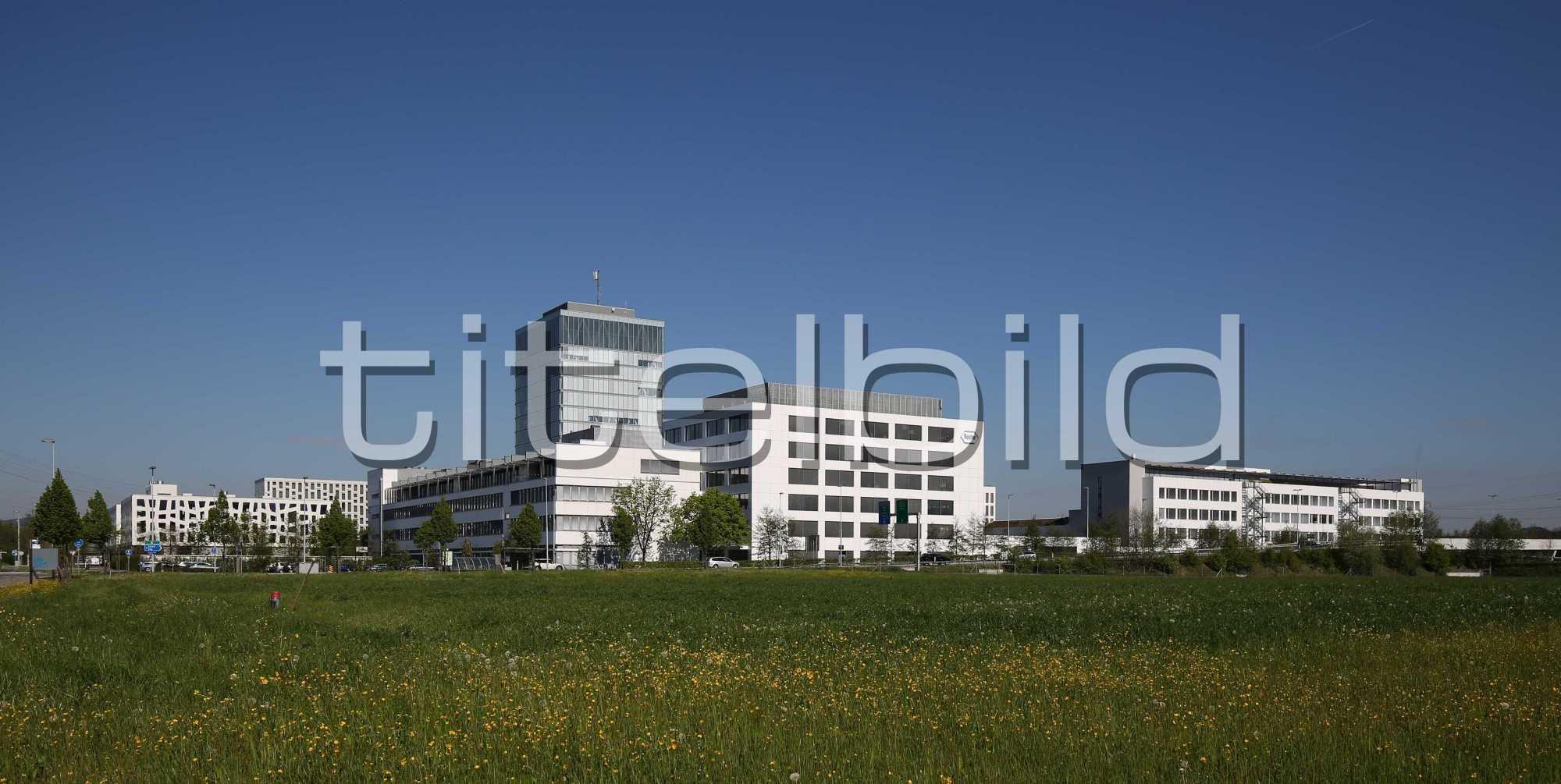 Projektbild-Nr. 3: Neubau Roche Rotkreuz Bau 7