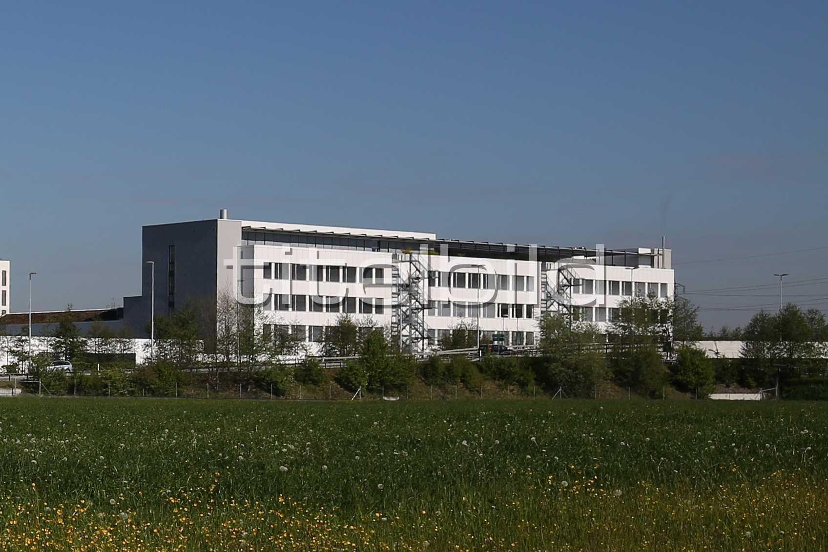Projektbild-Nr. 4: Neubau Roche Rotkreuz Bau 7