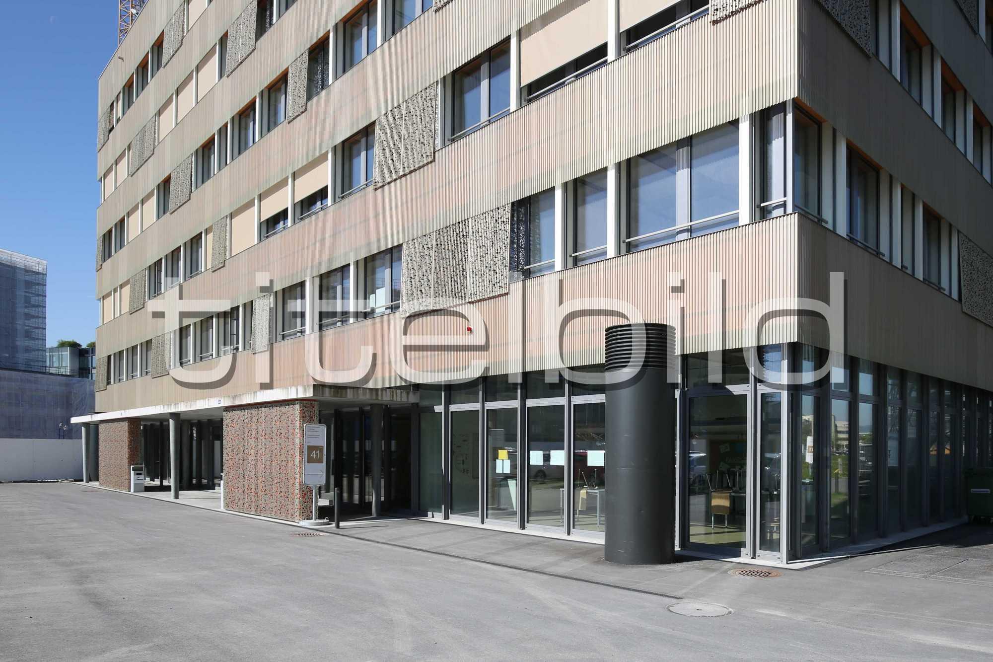 Projektbild-Nr. 0: Suurstoffi Unternehmensstandort / SIS Swiss International School