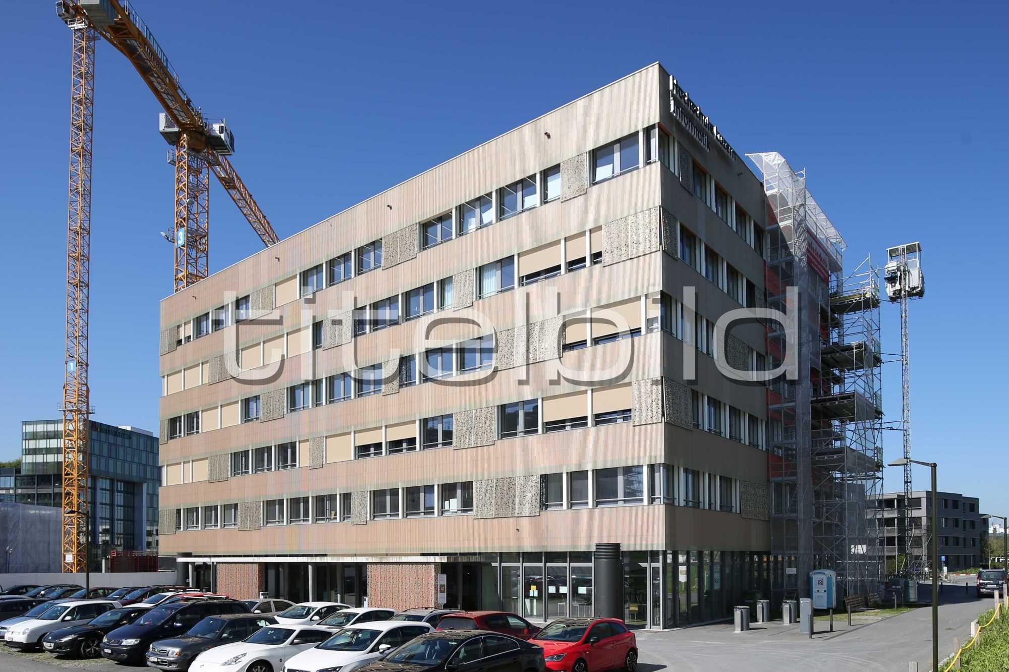 Projektbild-Nr. 1: Suurstoffi Unternehmensstandort / SIS Swiss International School