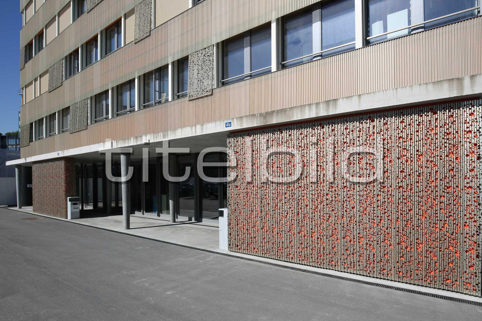 Projektbild-Nr. 2: Suurstoffi Unternehmensstandort / SIS Swiss International School