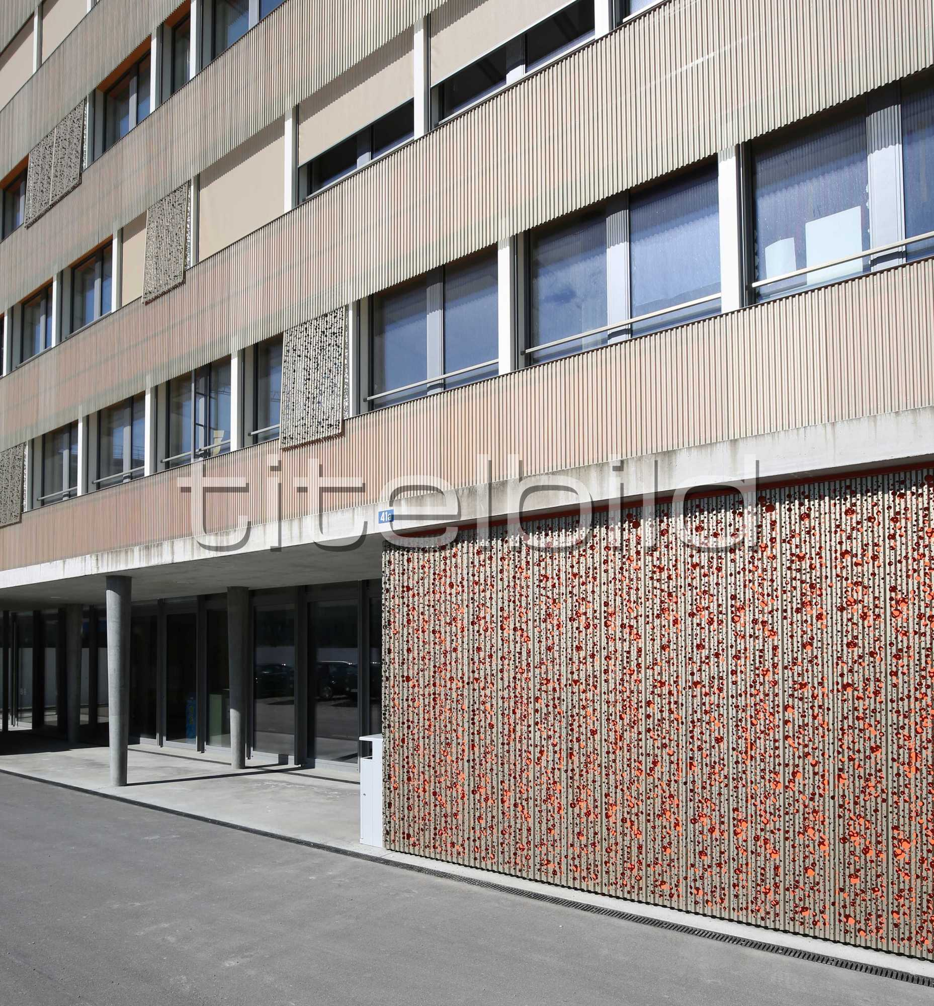 Projektbild-Nr. 3: Suurstoffi Unternehmensstandort / SIS Swiss International School