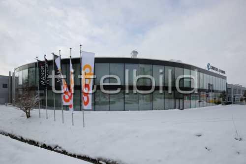Bild-Nr: 3des Objektes Erweiterung Einkaufscenter Hinwil