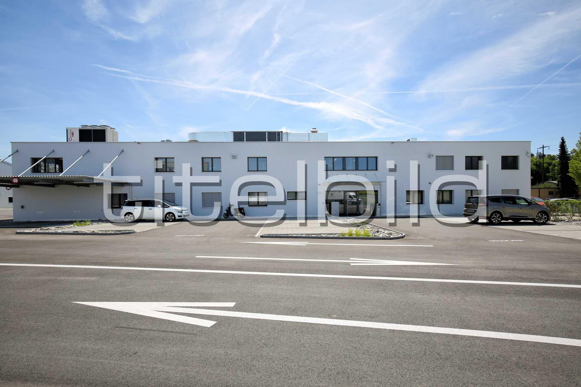 Projektbild-Nr. 1: Neubau Strassenverkehrsamt Kanton Zürich