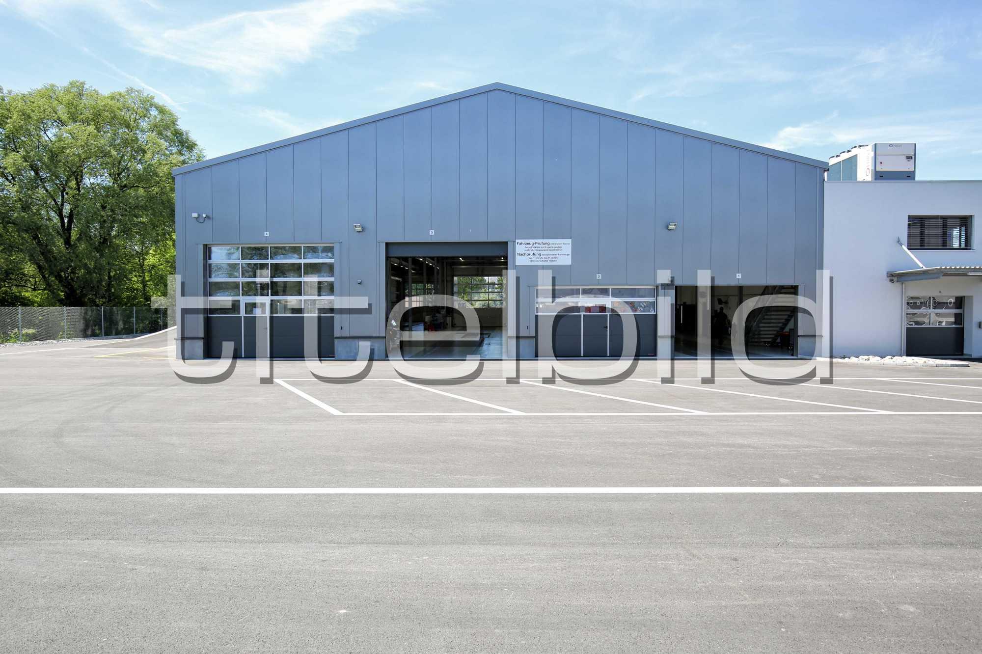 Projektbild-Nr. 4: Neubau Strassenverkehrsamt Kanton Zürich