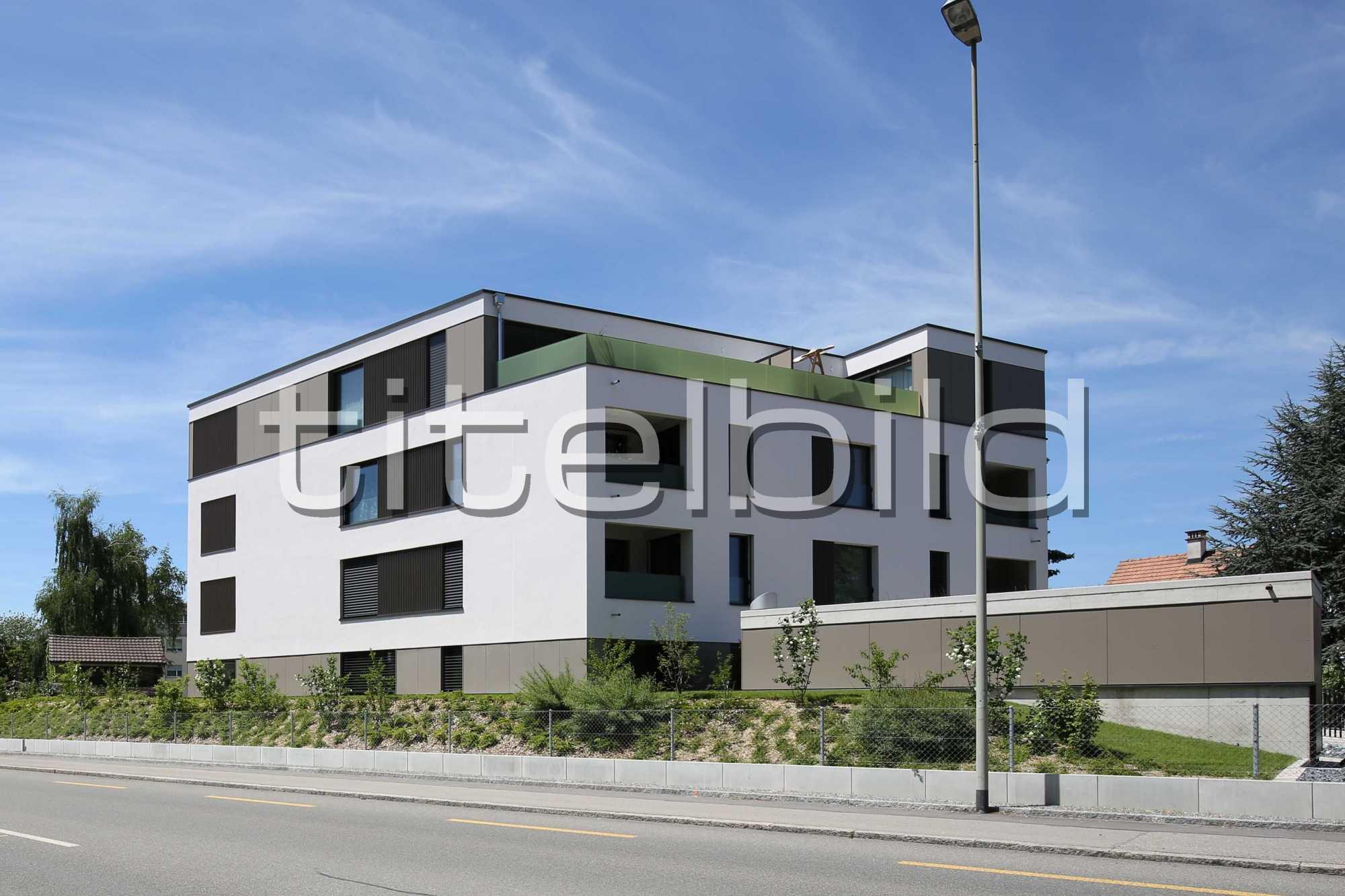 Projektbild-Nr. 0: Mietwohnungen Szaehni