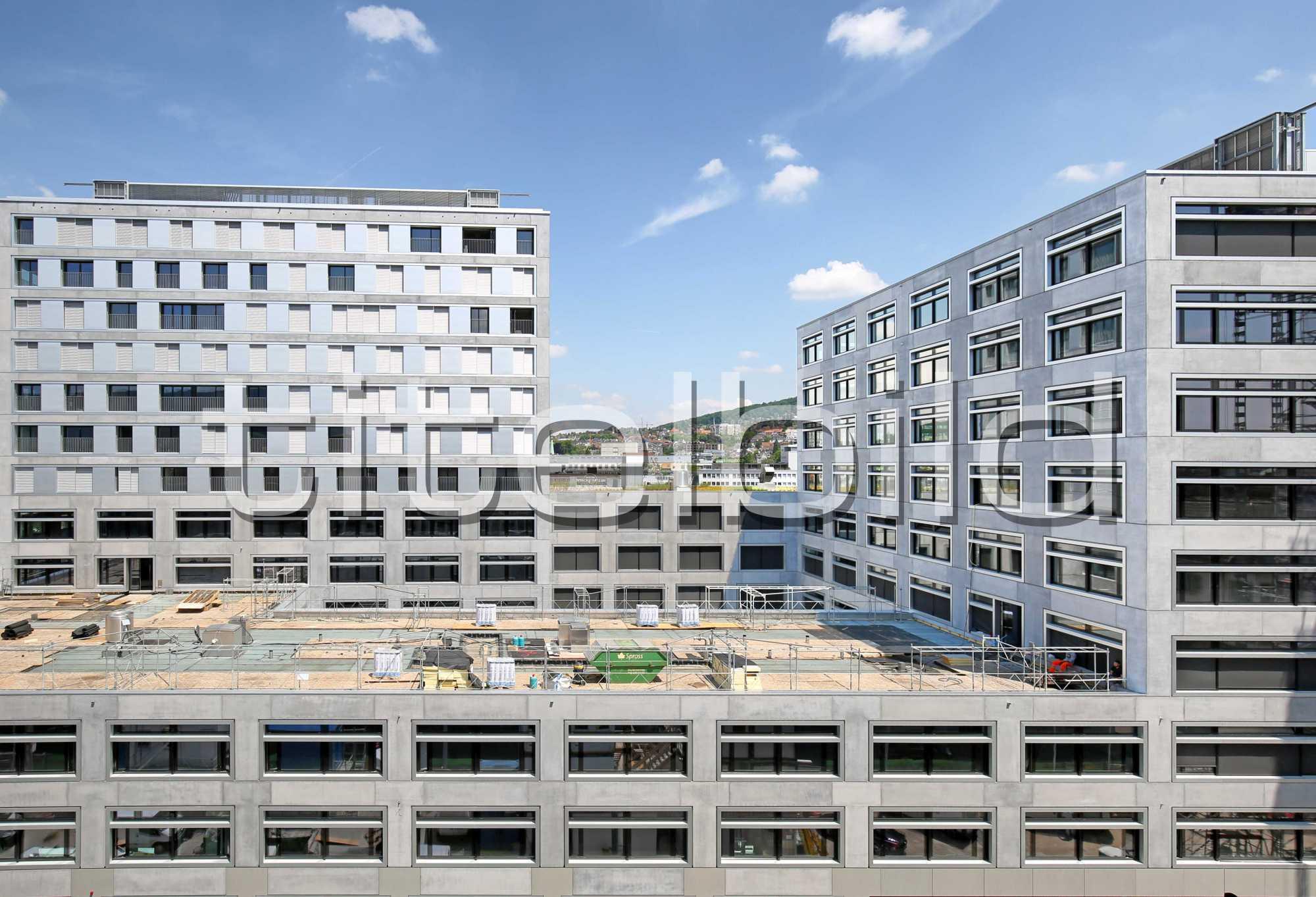 Projektbild-Nr. 2: Europaallee Haus H, 25hours hotel, GUSTAV Residenz