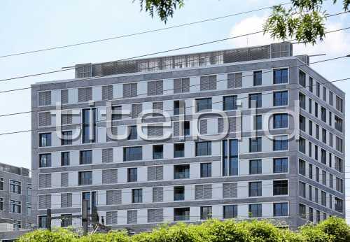 Bild-Nr: 4des Objektes Europaallee Haus H, 25hours hotel, GUSTAV Residenz