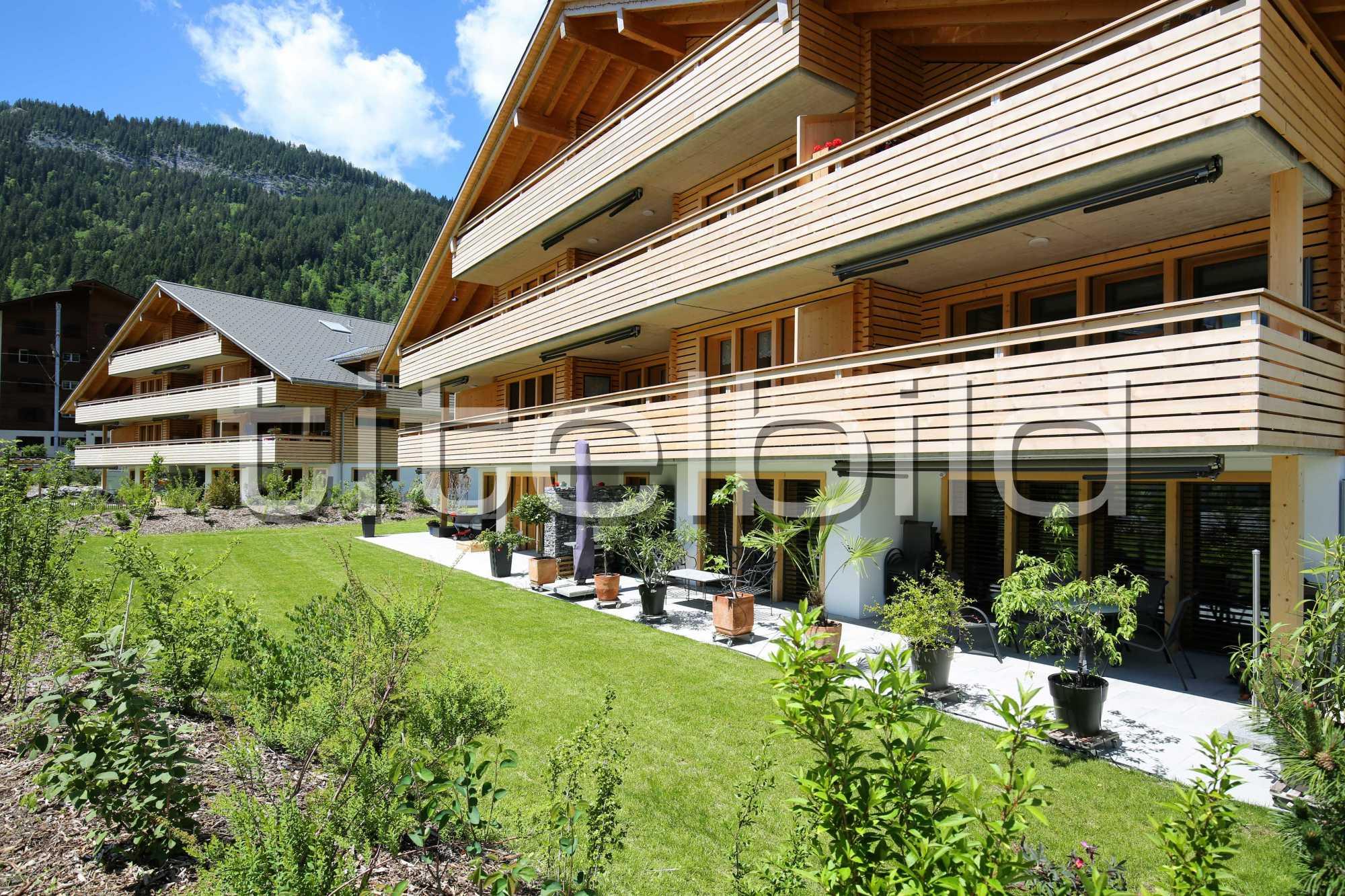 Projektbild-Nr. 3: Mehrfamilienhaus Tüll, Zweisimmen