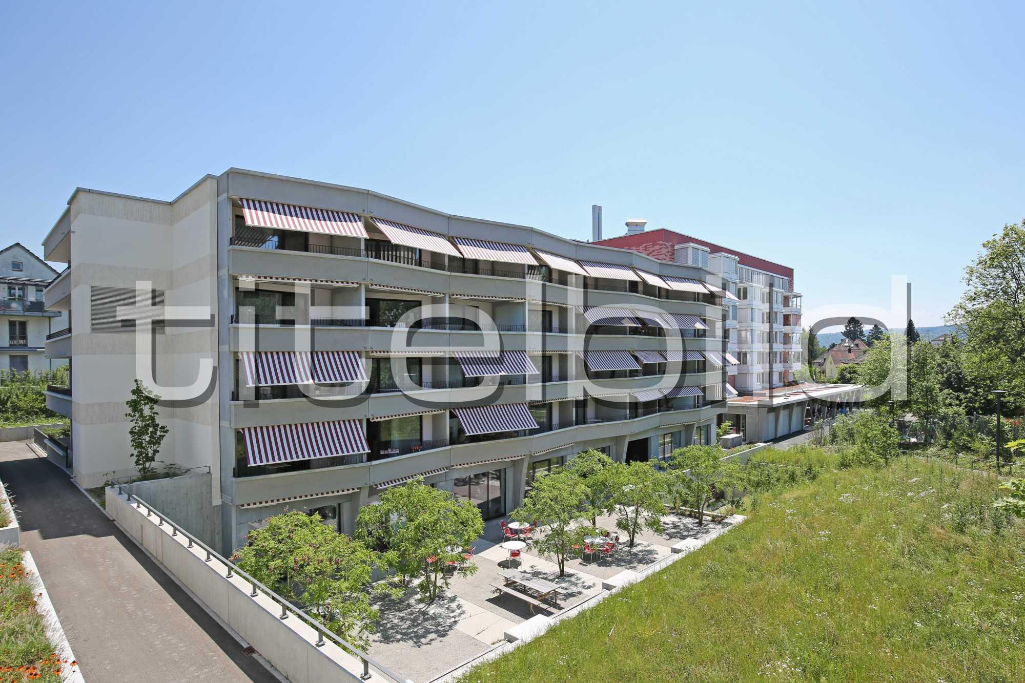 Projektbild-Nr. 0: Wägelwiesen Alters- und Pflegezentrum