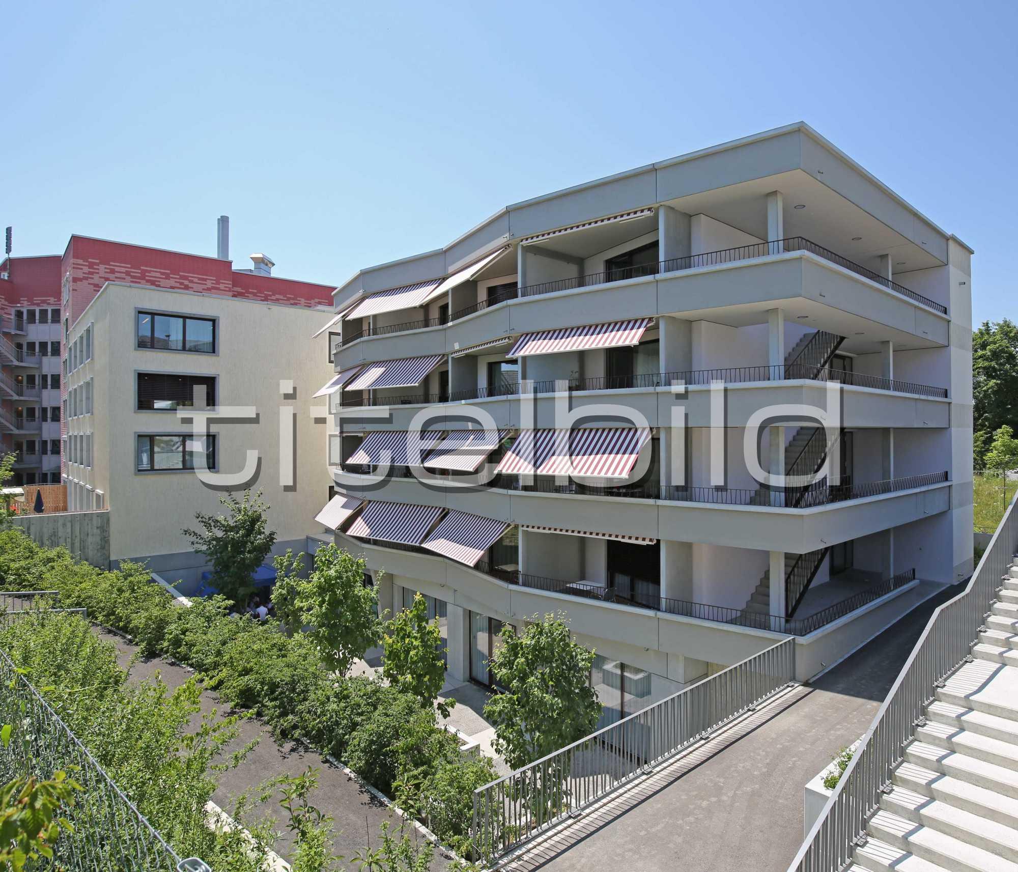 Projektbild-Nr. 2: Wägelwiesen Alters- und Pflegezentrum