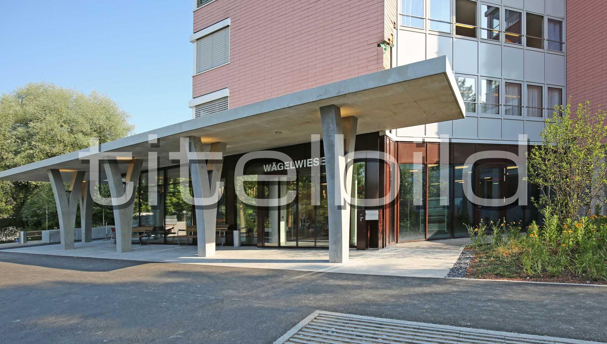 Projektbild-Nr. 4: Wägelwiesen Alters- und Pflegezentrum