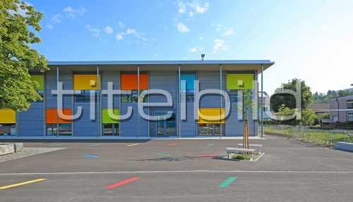 Bild-Nr: 4des Objektes Erweiterung Schulanlage Leematten
