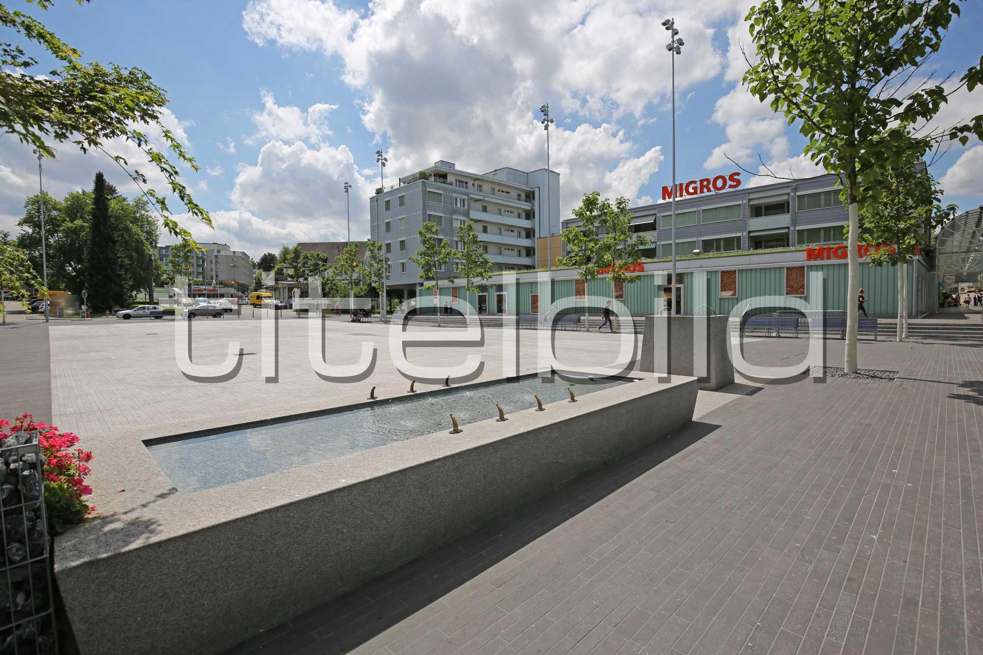 Projektbild-Nr. 0: Stadtplatz Nord, Ersatz Meteorwasser Marktgasse