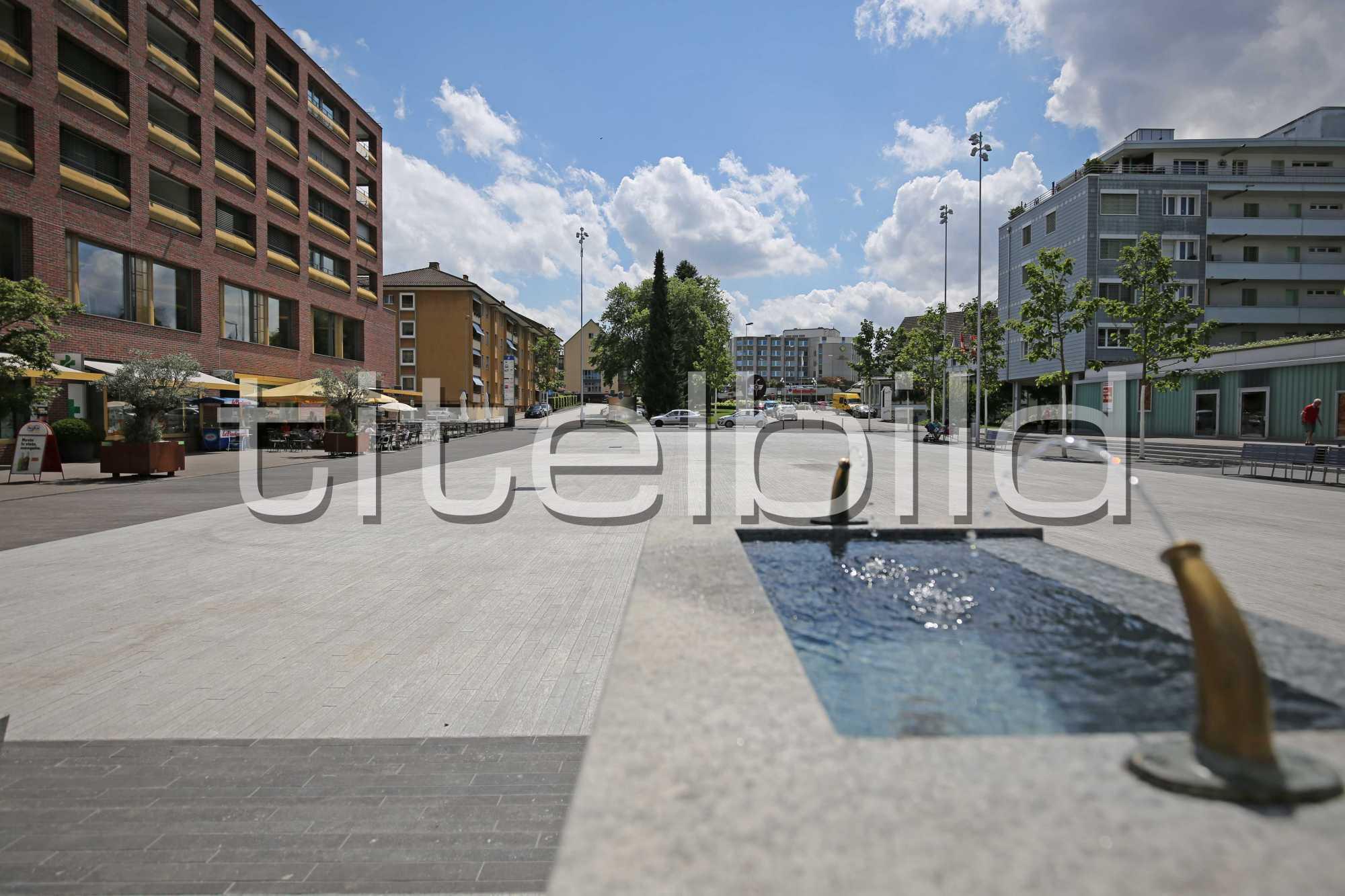 Projektbild-Nr. 1: Stadtplatz Nord, Ersatz Meteorwasser Marktgasse