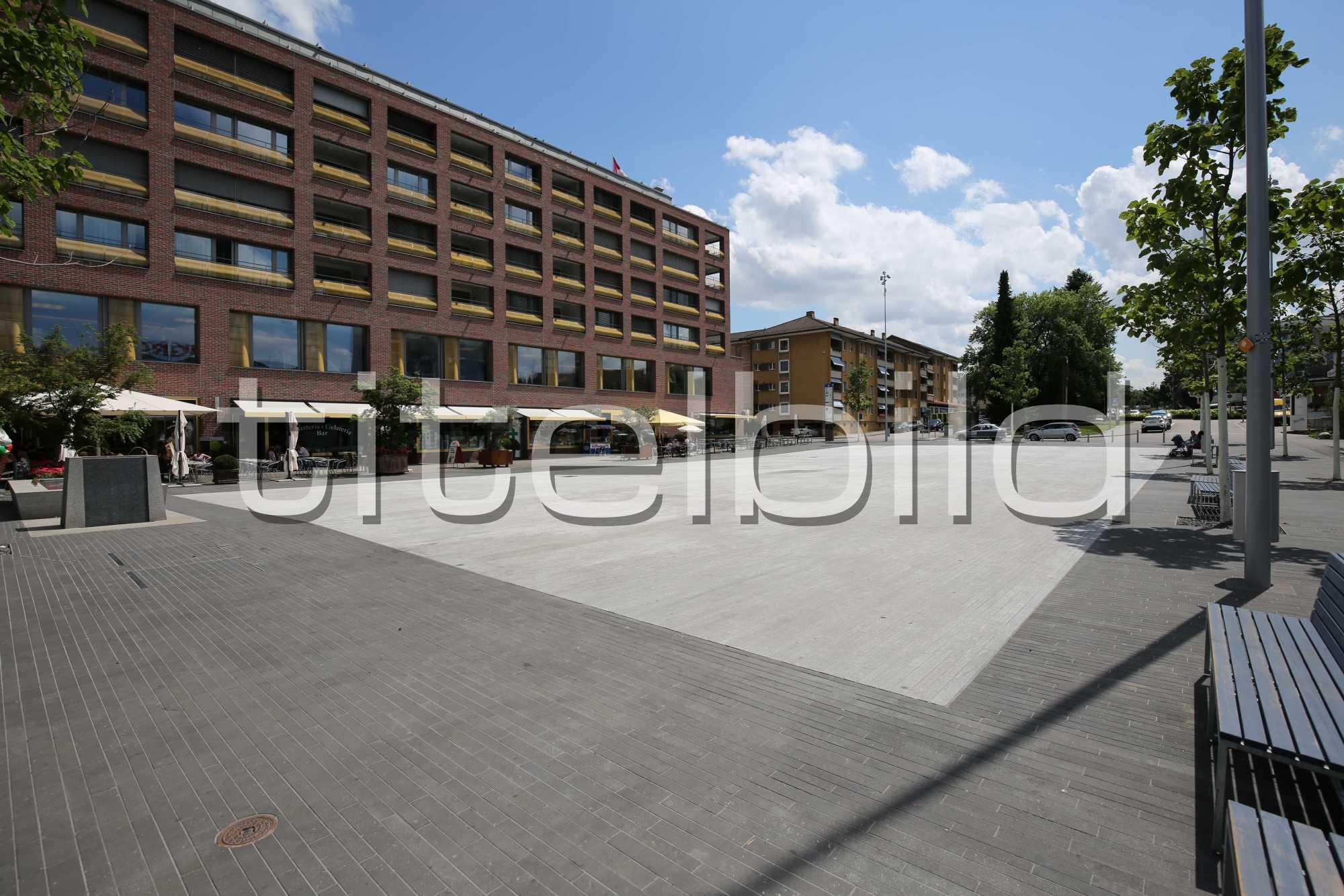 Projektbild-Nr. 2: Stadtplatz Nord, Ersatz Meteorwasser Marktgasse