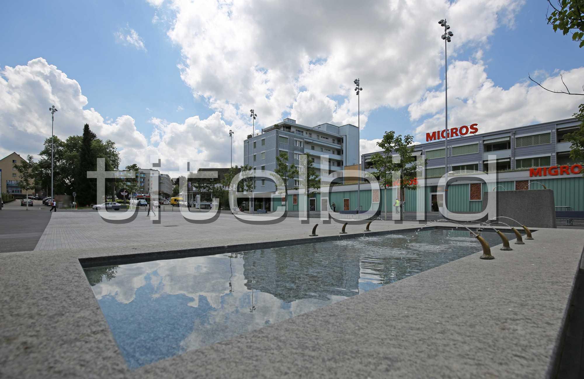 Projektbild-Nr. 5: Stadtplatz Nord, Ersatz Meteorwasser Marktgasse