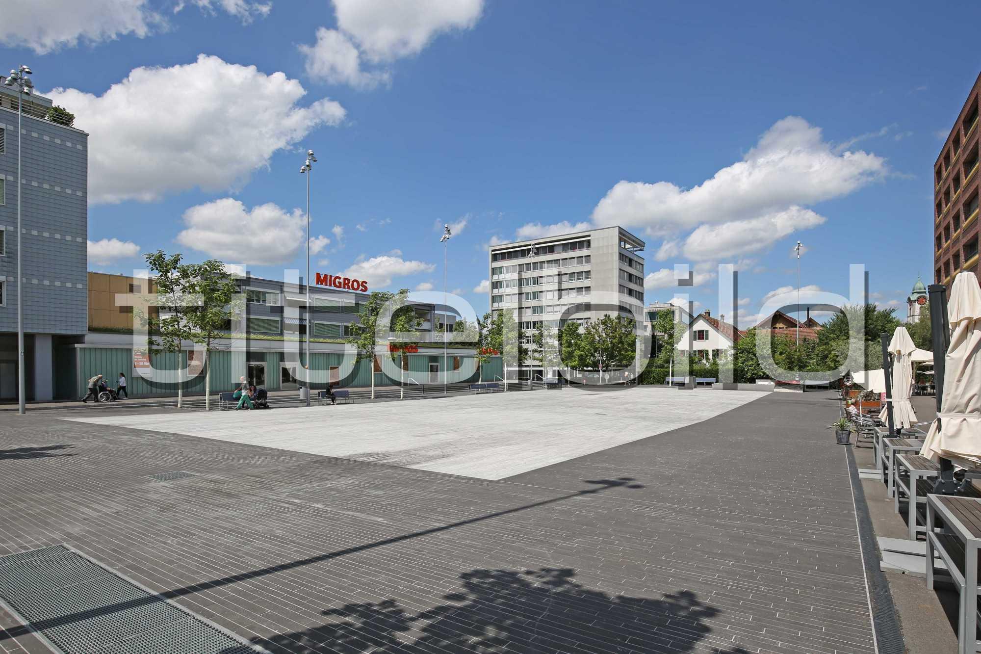 Projektbild-Nr. 6: Stadtplatz Nord, Ersatz Meteorwasser Marktgasse
