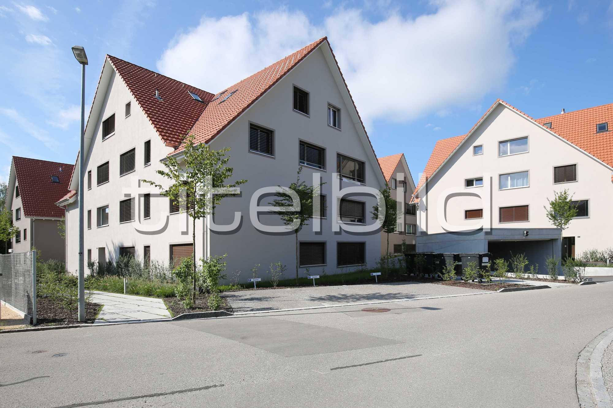Projektbild-Nr. 1: Wohnüberbauung Pfarrhausstrasse