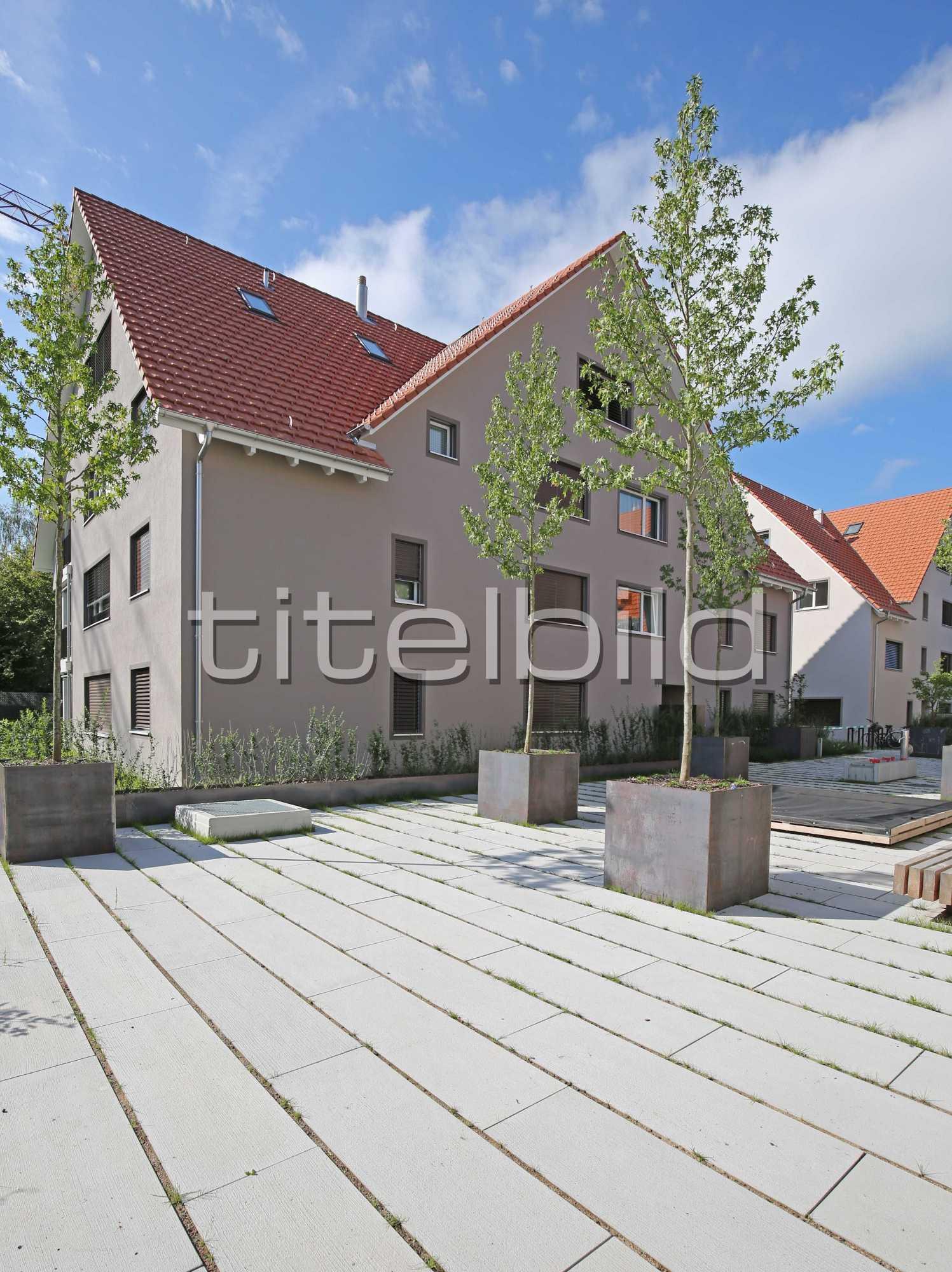 Projektbild-Nr. 2: Wohnüberbauung Pfarrhausstrasse