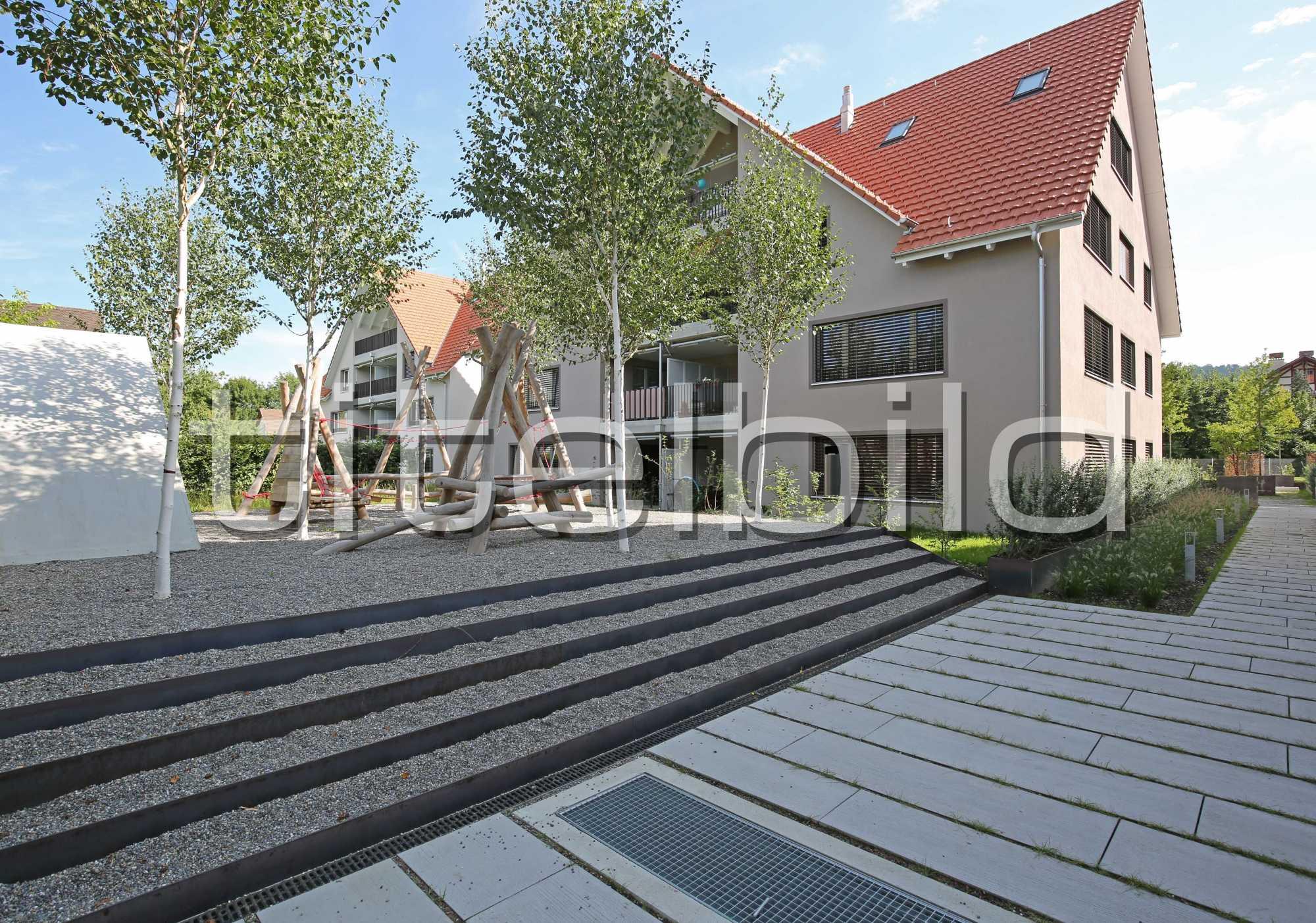 Projektbild-Nr. 3: Wohnüberbauung Pfarrhausstrasse