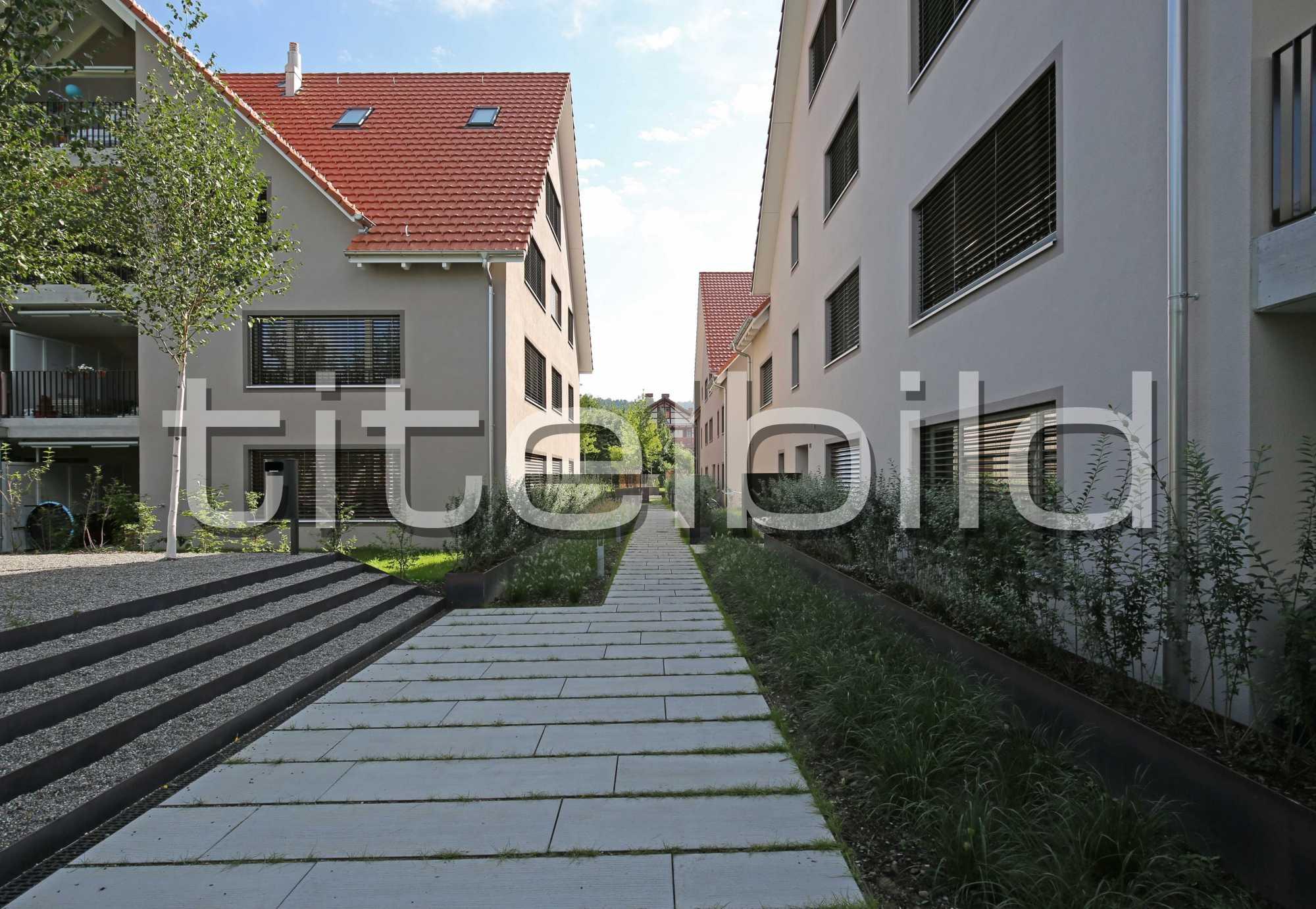 Projektbild-Nr. 4: Wohnüberbauung Pfarrhausstrasse