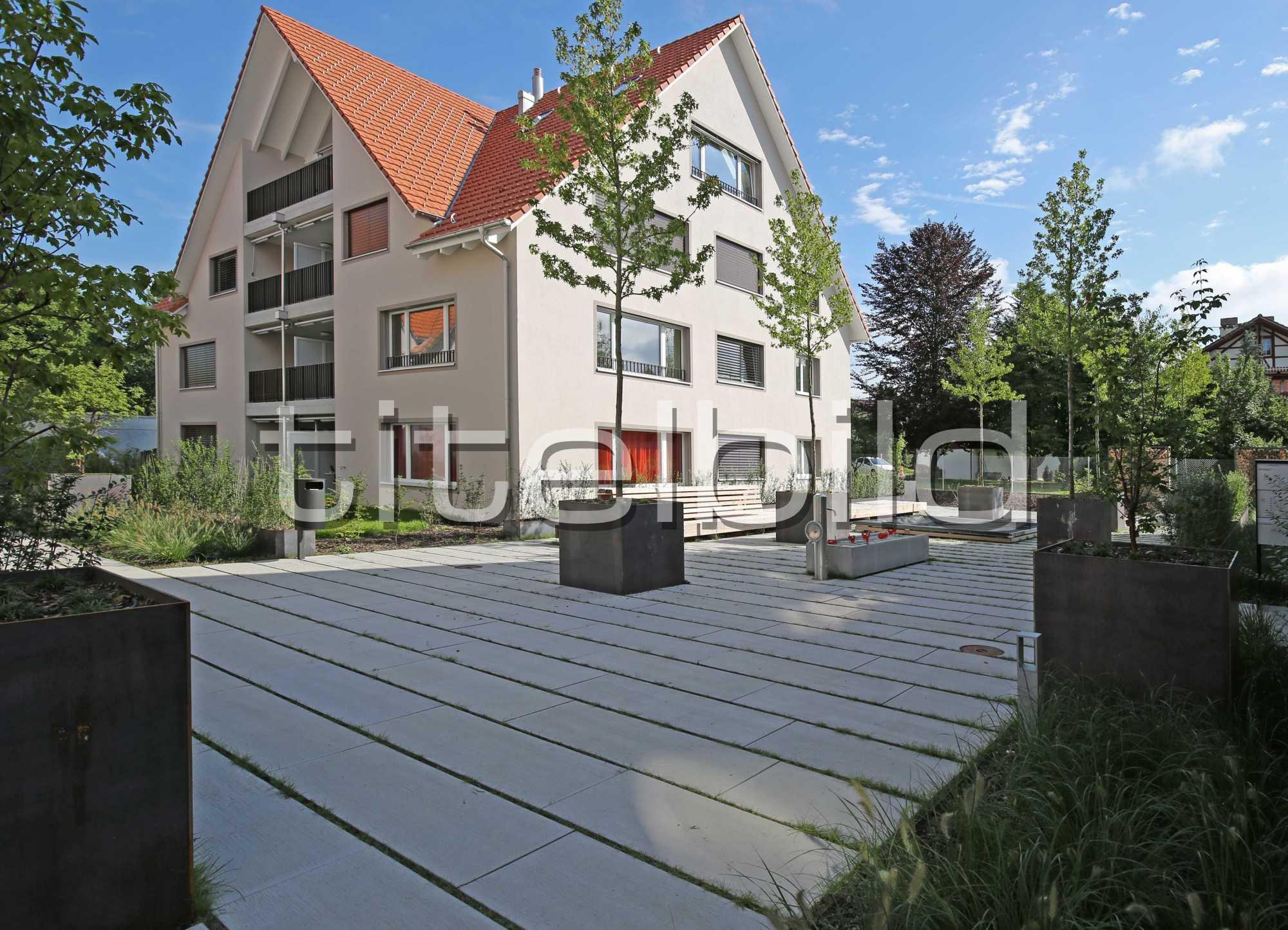 Projektbild-Nr. 5: Wohnüberbauung Pfarrhausstrasse