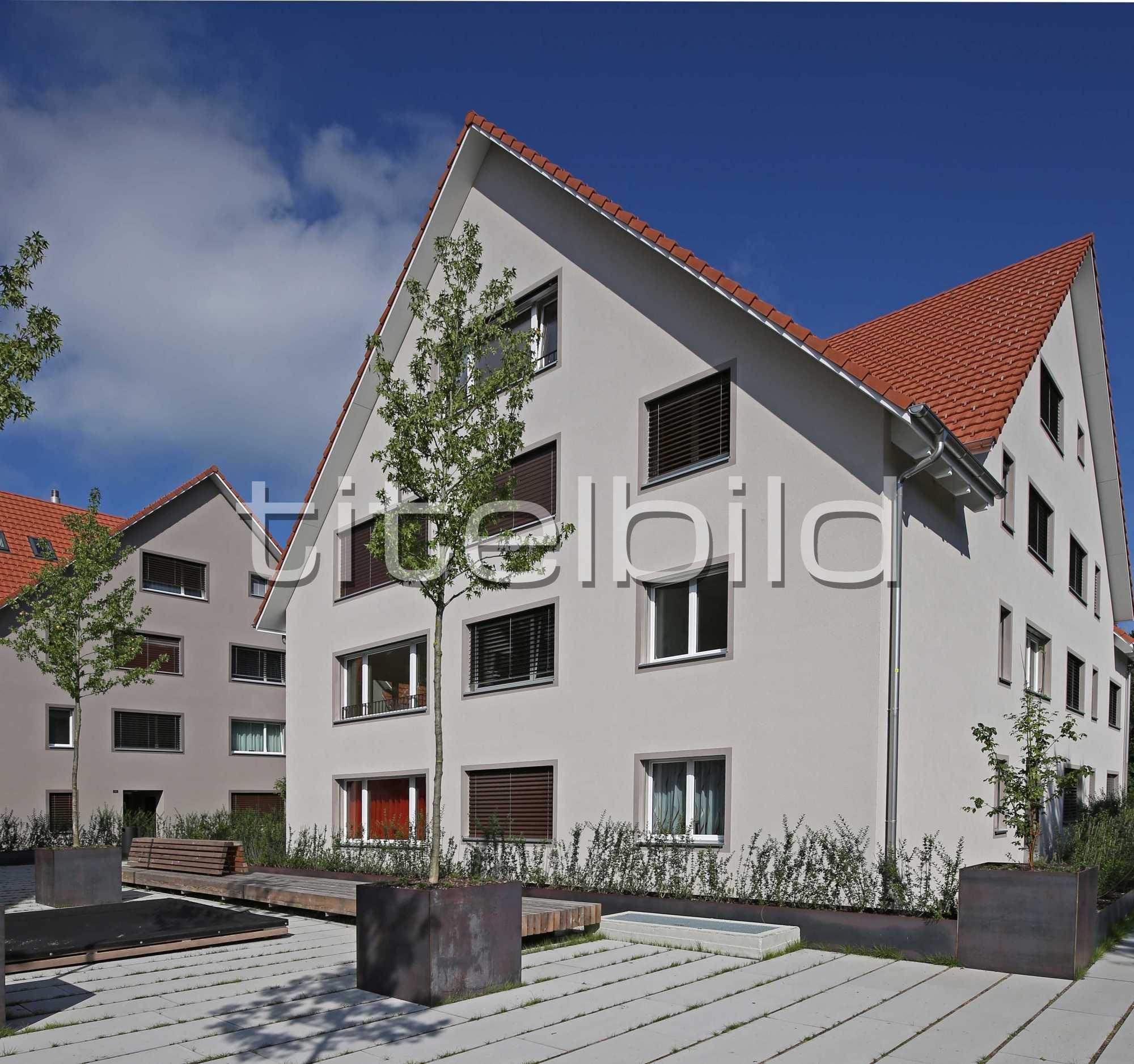 Projektbild-Nr. 6: Wohnüberbauung Pfarrhausstrasse