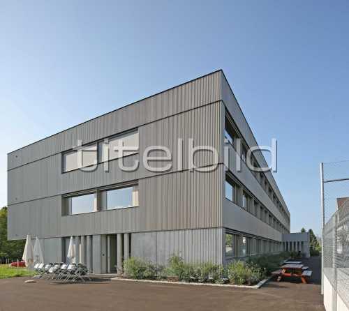 Bild-Nr: 2des Objektes Brüschhalde Neubau Kinderstation