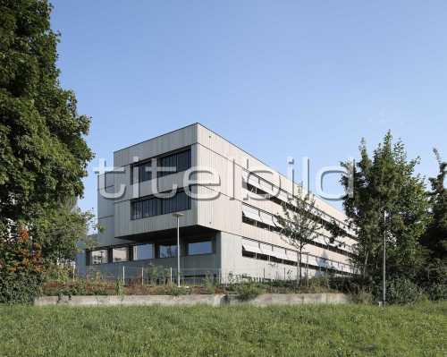 Bild-Nr: 3des Objektes Brüschhalde Neubau Kinderstation