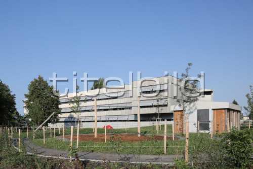 Bild-Nr: 4des Objektes Brüschhalde Neubau Kinderstation