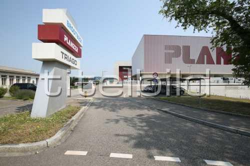 Bild-Nr: 2des Objektes Logistikcenter Planzer Transport AG