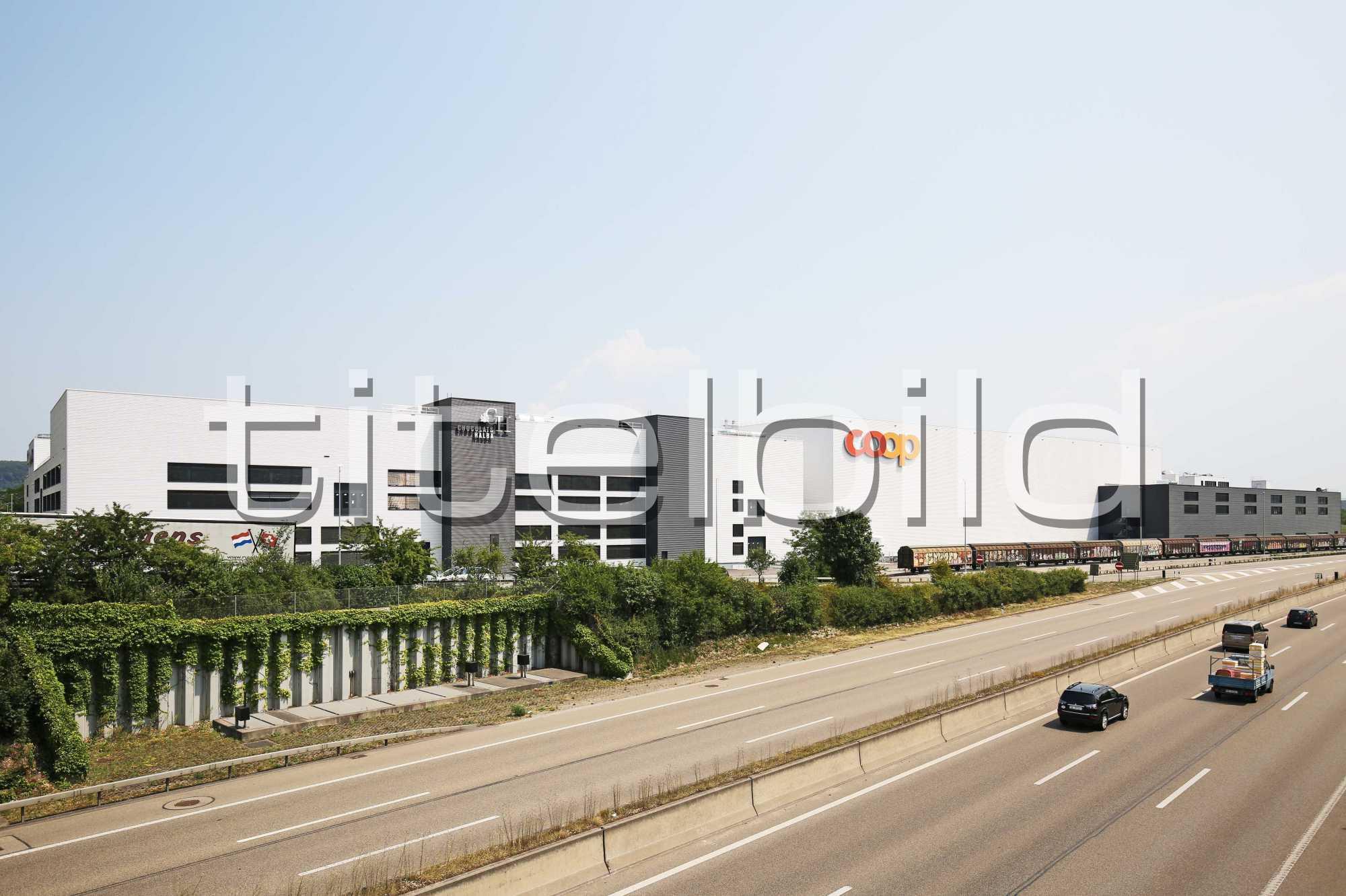 Projektbild-Nr. 0: Neubau Produktionsstandort Coop LoBOS