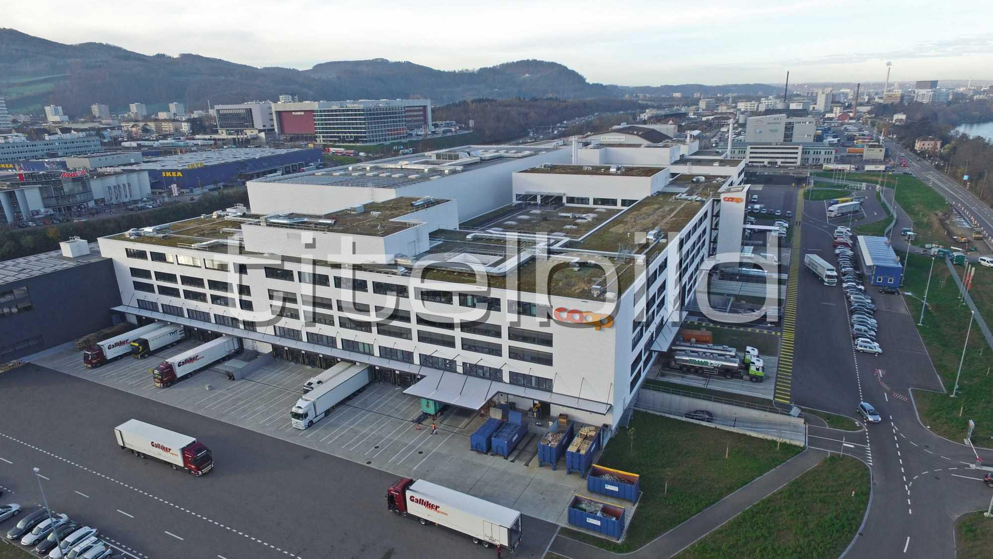 Projektbild-Nr. 3: Neubau Produktionsstandort Coop LoBOS