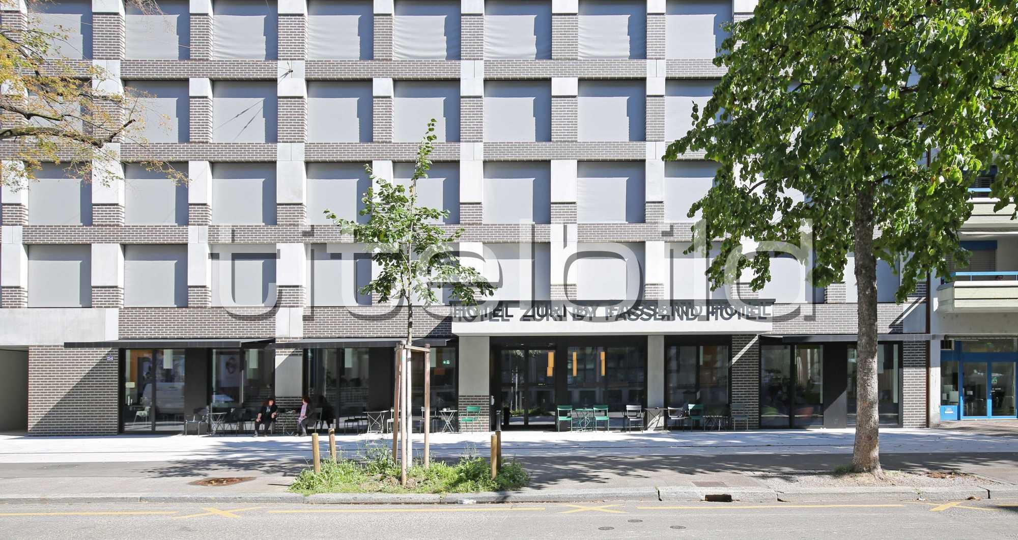 Projektbild-Nr. 0: Hotel Züri by Fassbind