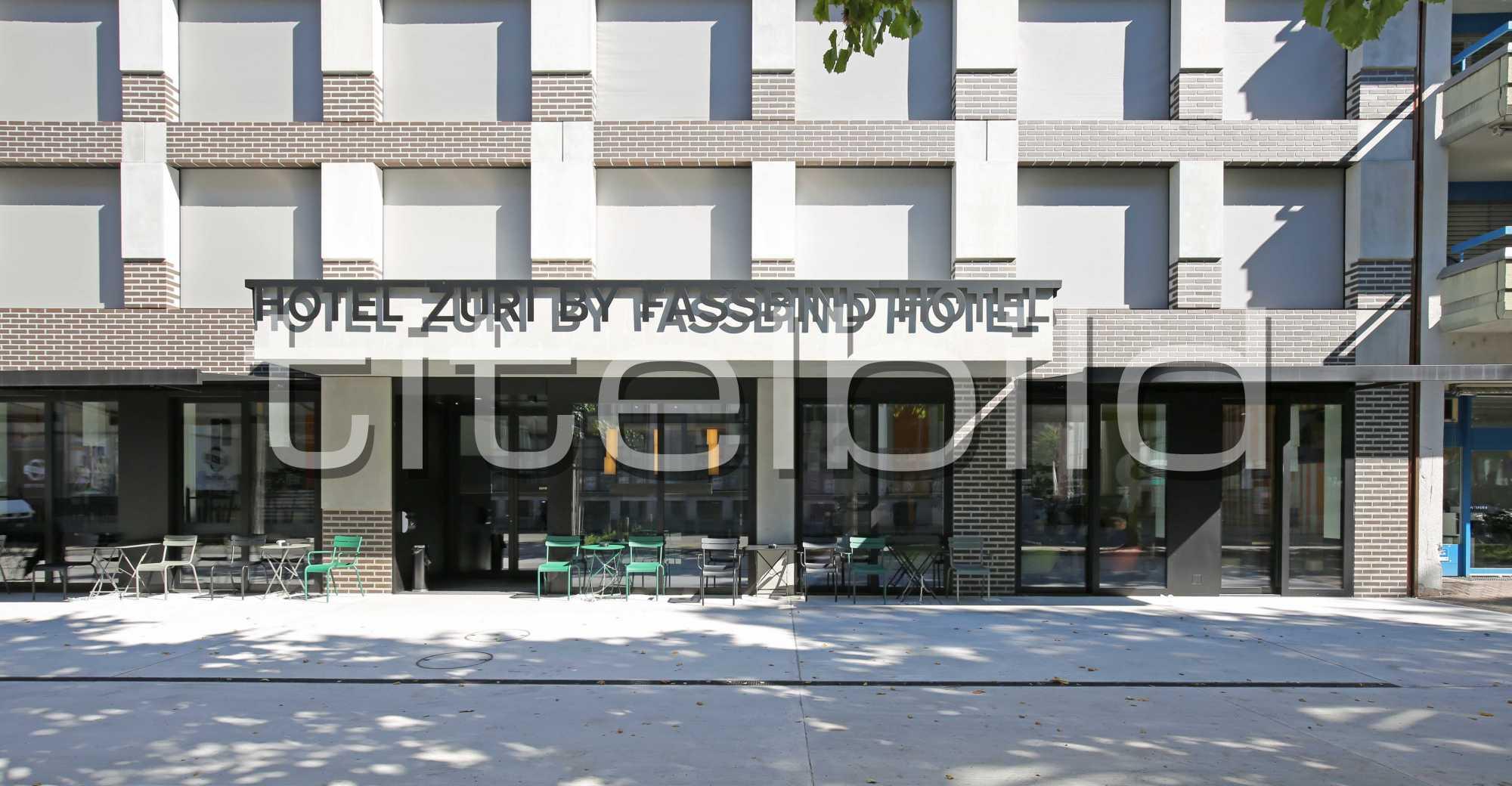 Projektbild-Nr. 2: Hotel Züri by Fassbind