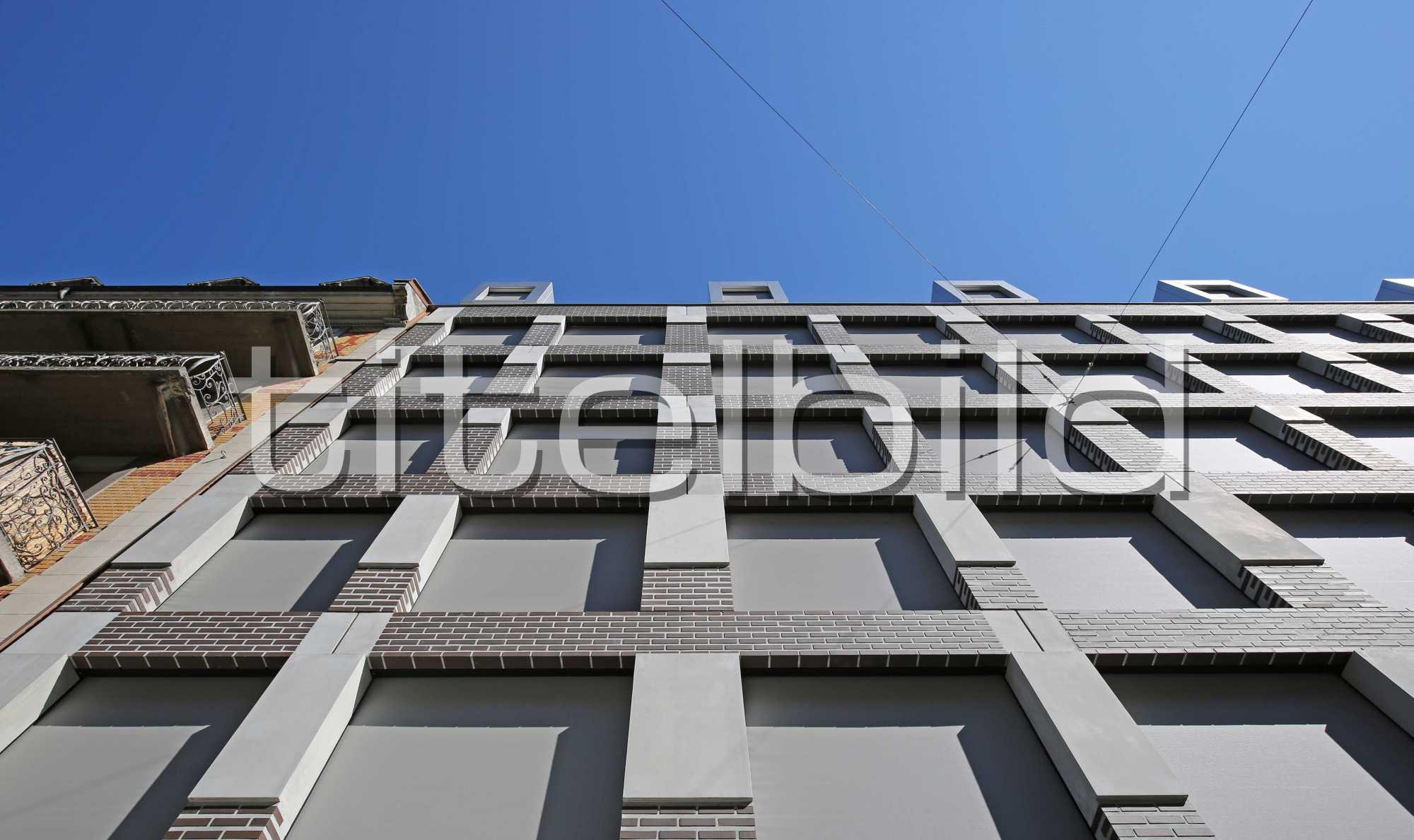 Projektbild-Nr. 3: Hotel Züri by Fassbind